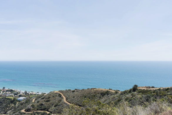 Malibu, California family travel with baby & toddler | Happy Grey Lucky
