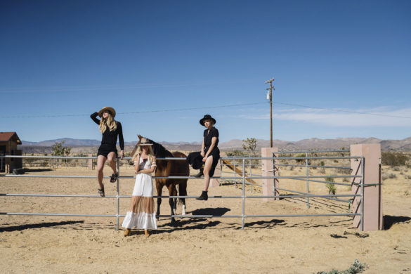 Sisters Fashion Shoot in Joshua Tree | Sisters Trip to California | Happy Grey Lucky