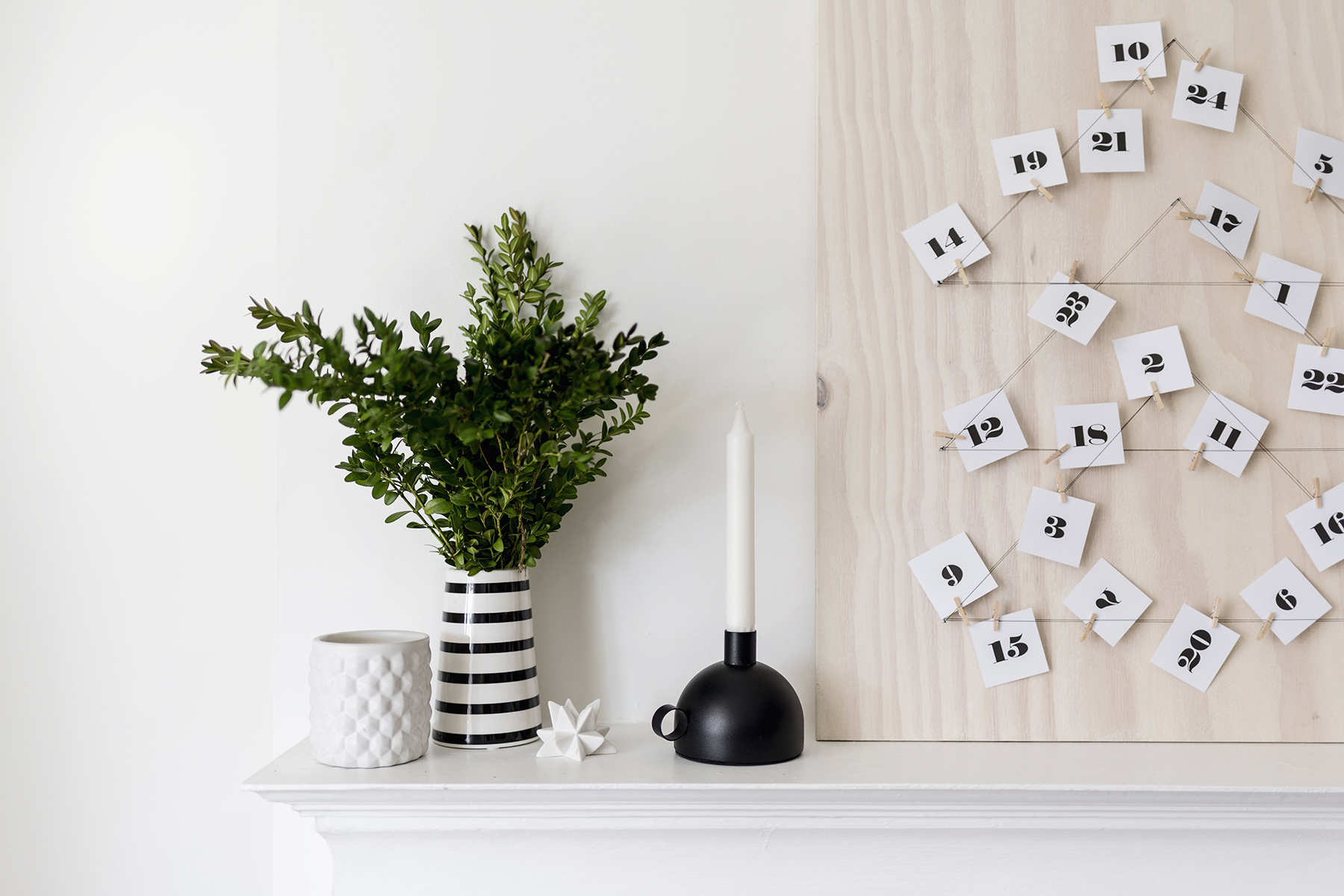 DIY Advent Calendar: 47 inspirational ideas 94