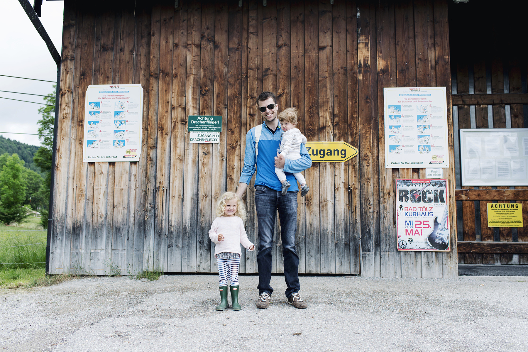 Brauneck Bavarian Mountain - family travel in Germany with a baby & toddler   Happy Grey Lucky