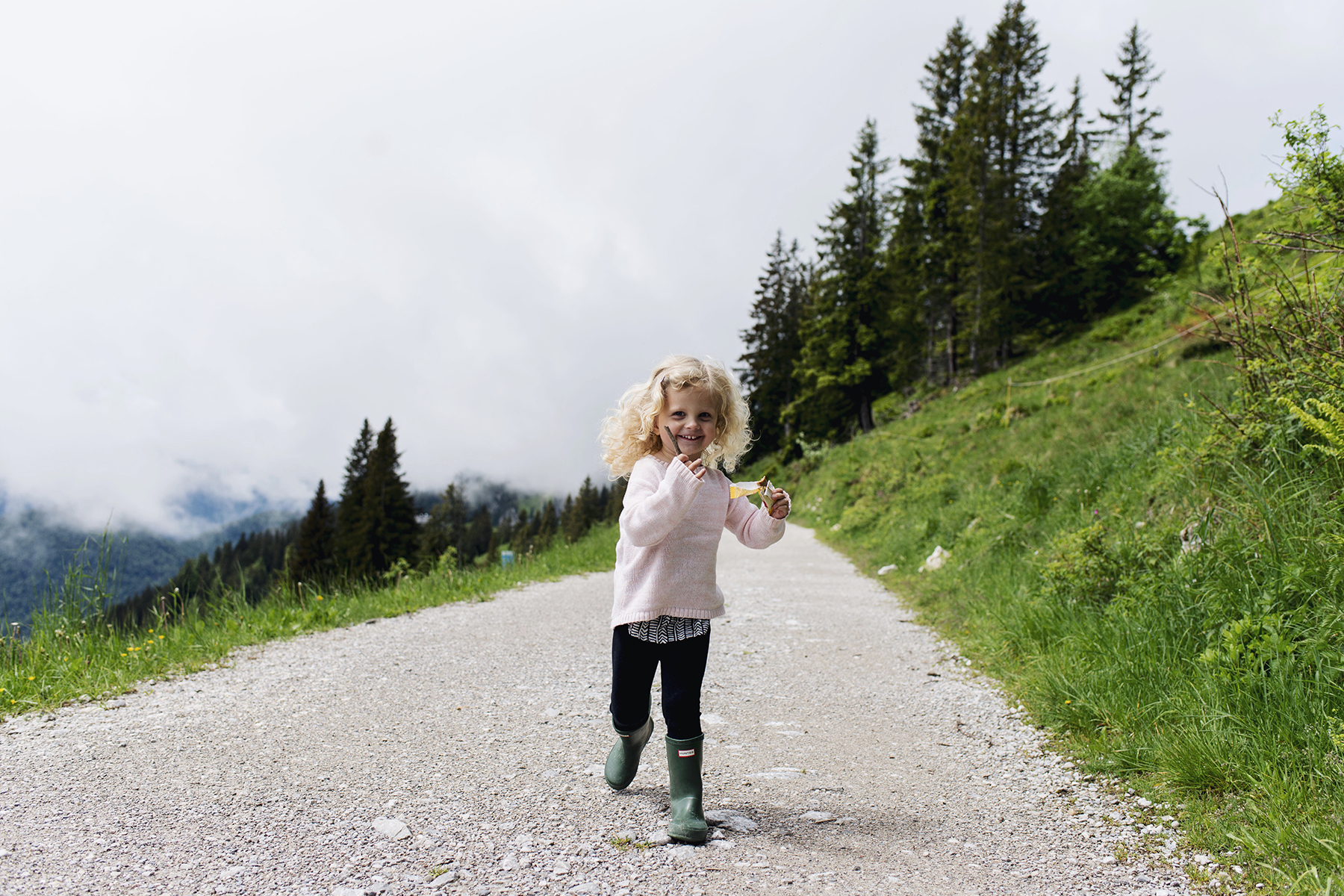 Brauneck Bavarian Mountain - family travel in Germany with a baby & toddler | Happy Grey Lucky