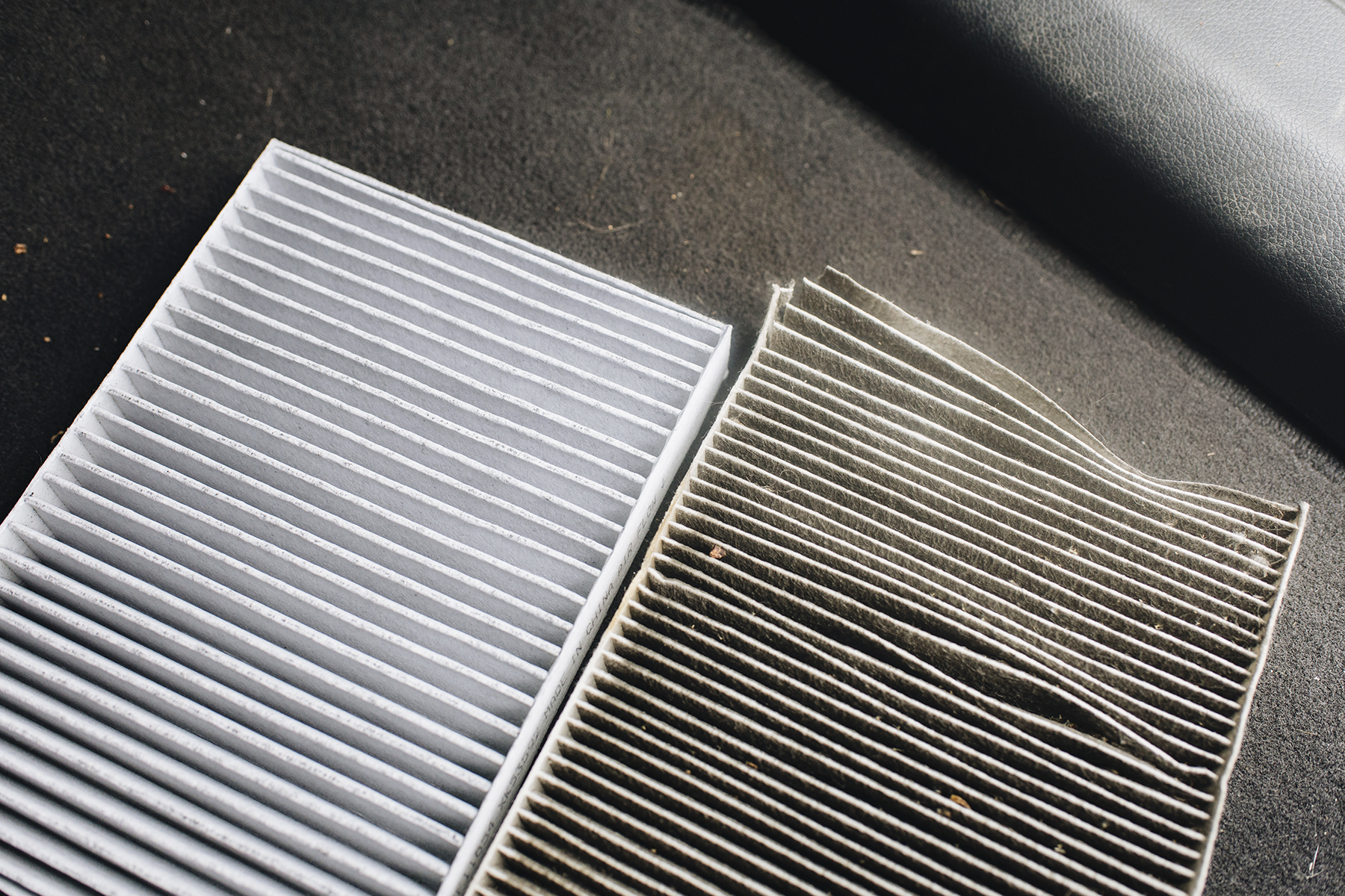 How to change your car air filter step-by-step | Happy Grey Lucky