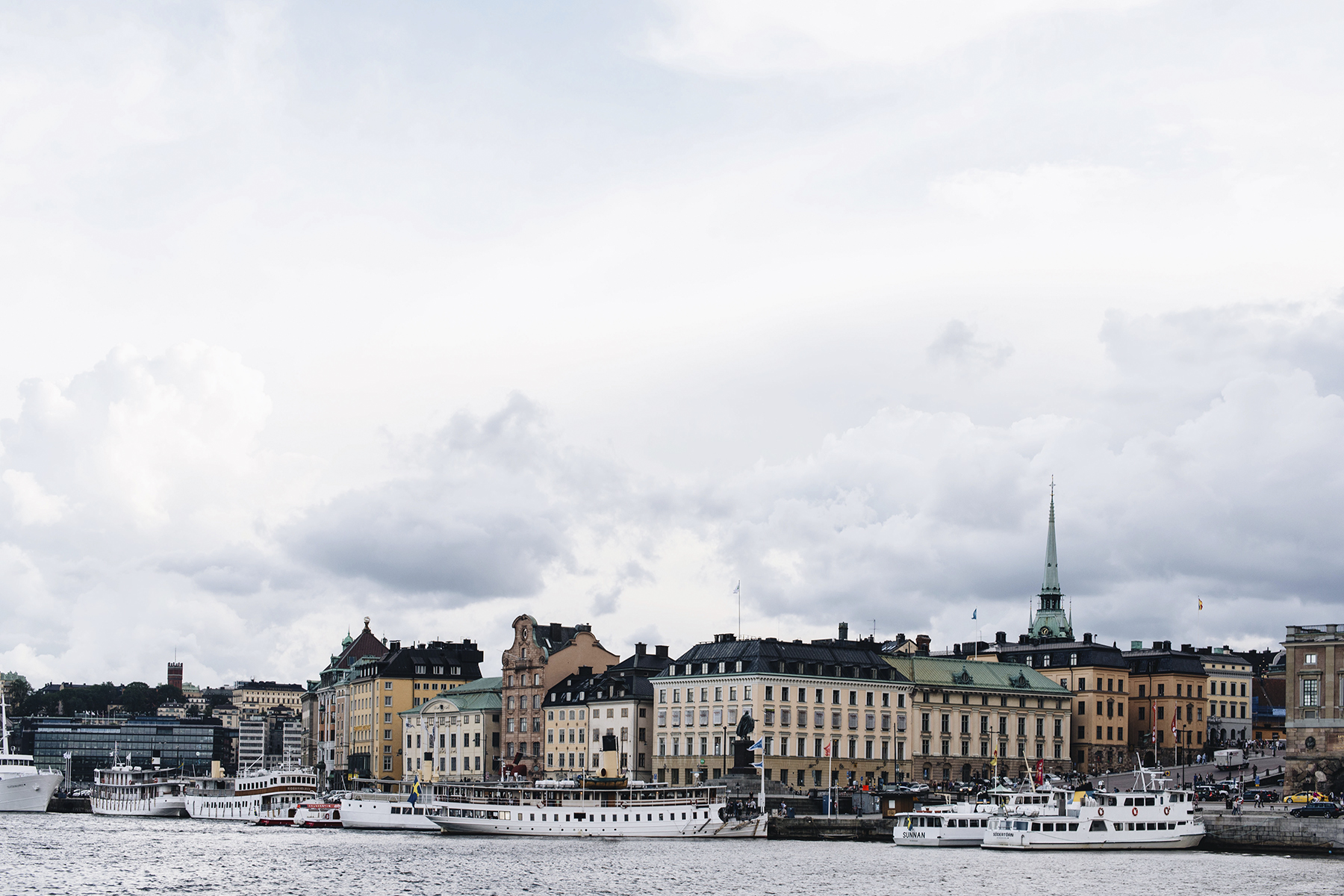 Stockholm, Sweden, Scandinavia road trip | Tips for road-tripping with a baby | Happy Grey Lucky