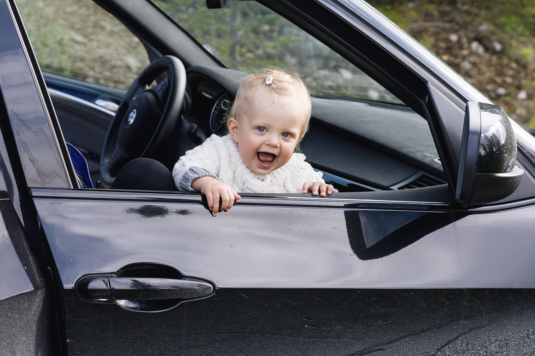 Tips for road-tripping with a baby | Scandinavia road trip with a 10-month-old | Happy Grey Lucky