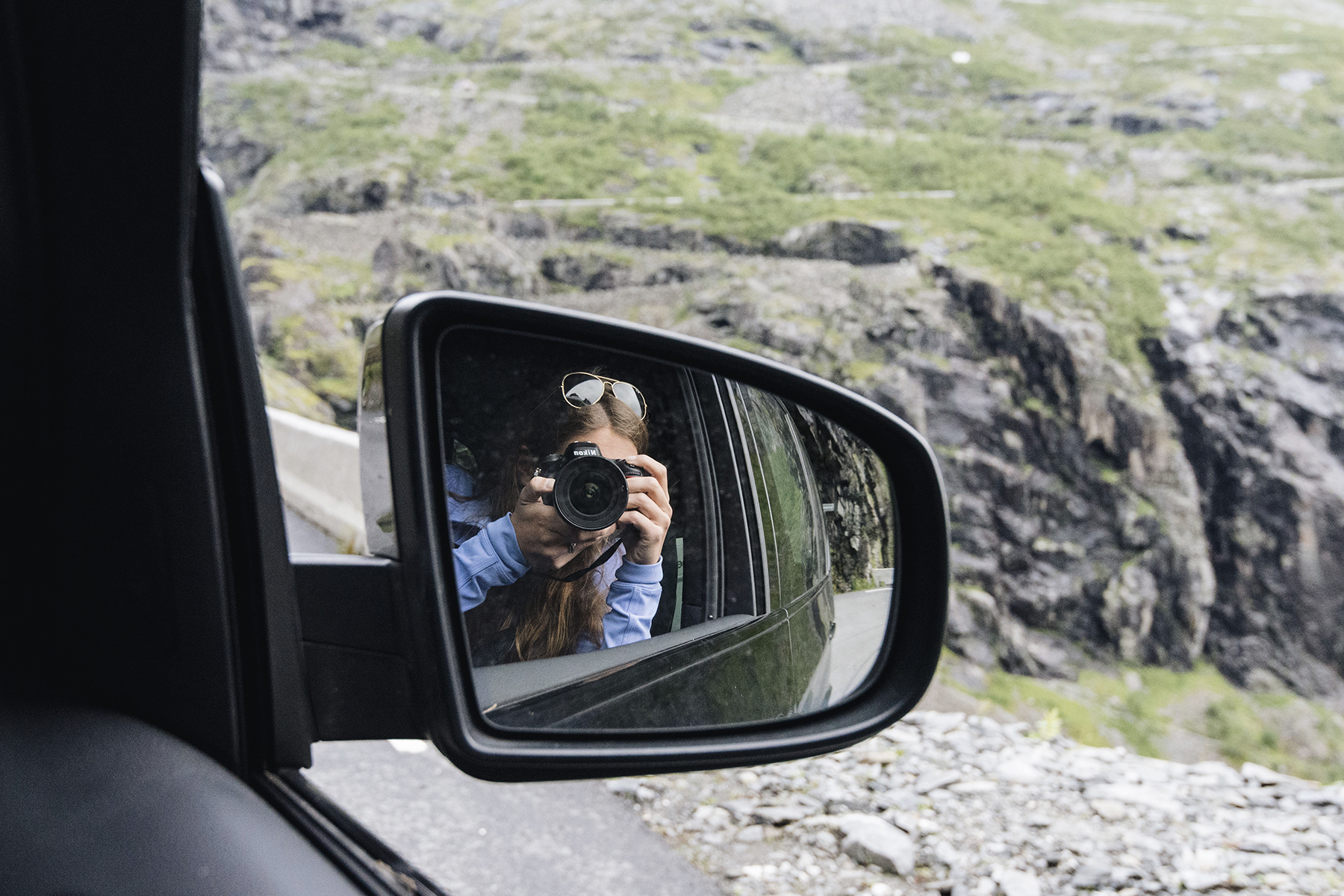 Driving up Trollstigen in Norway, Scandinavia road trip | Tips for road-tripping with a baby | Happy Grey Lucky