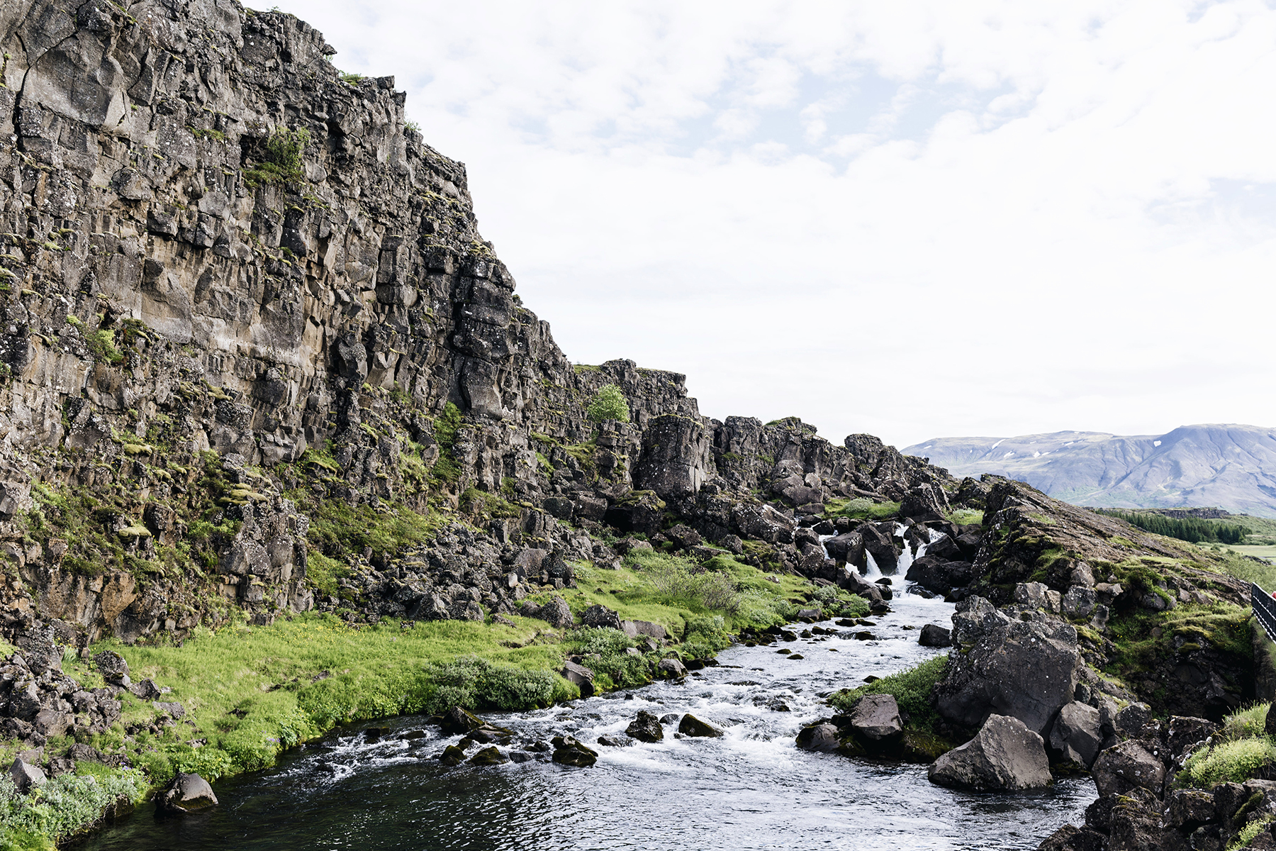 Þingvellir National Park, Iceland Golden Circle self drive with young kids - family travel with baby & toddler | Happy Grey Lucky