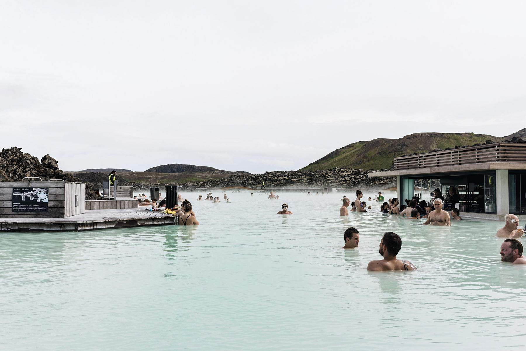 Blue Lagoon, Iceland Golden Circle self drive with young kids - family travel with baby & toddler | Happy Grey Lucky