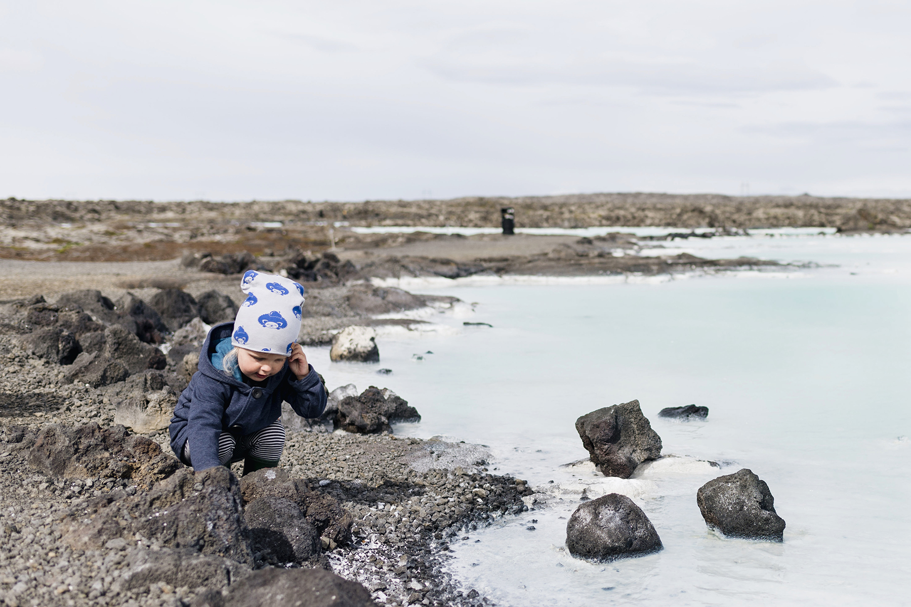 Blue Lagoon with young kidsIceland Golden Circle self drive with young kids - family travel with baby & toddler | Happy Grey Lucky
