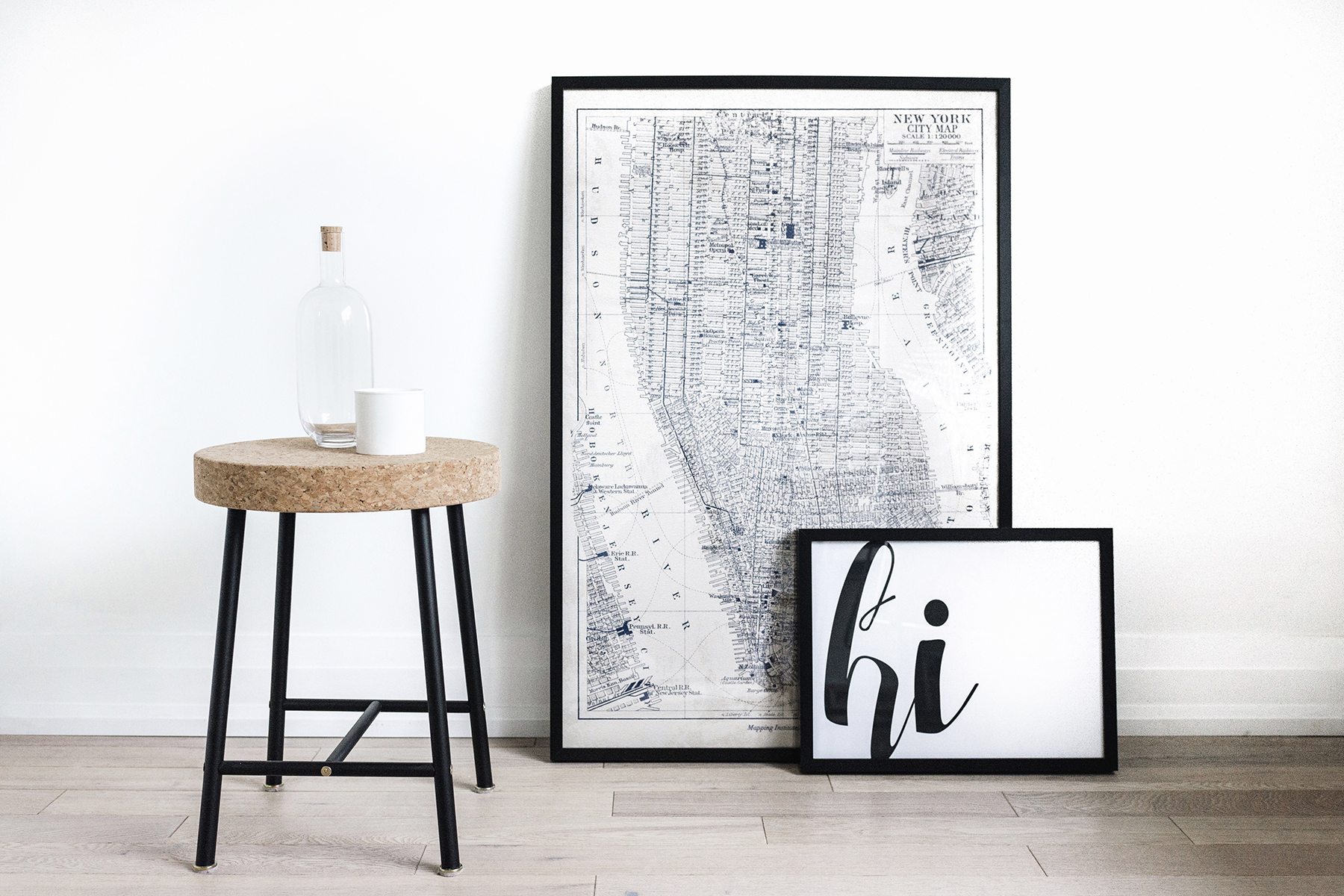 Best IKEA pieces to achieve a Scandinavian look | Happy Grey Lucky