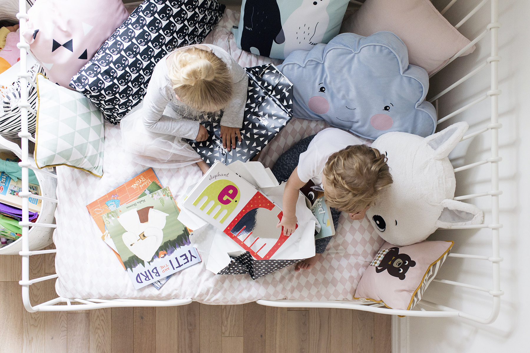 Lillypost subscription book boxes for littles: a review