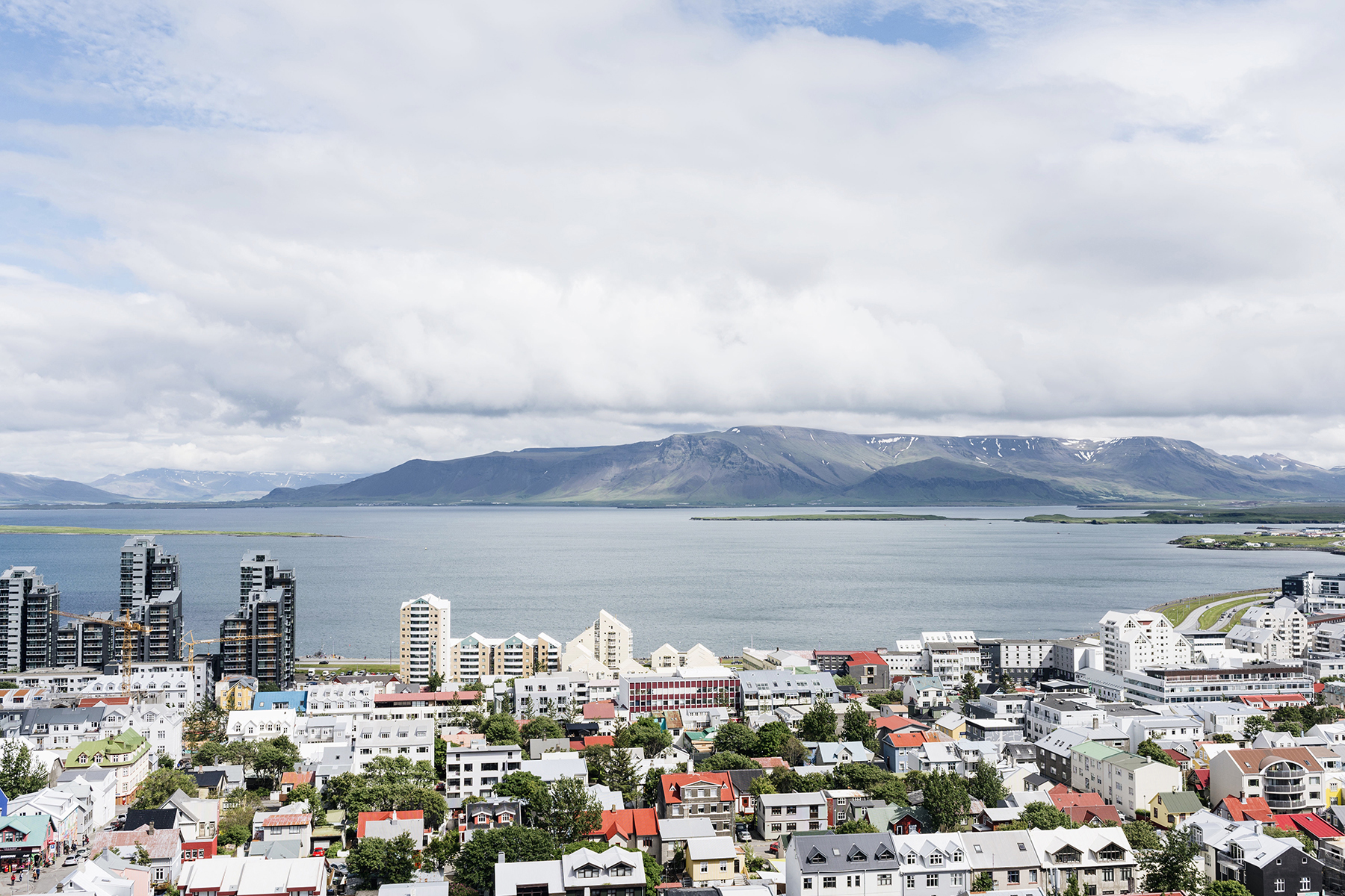 Reykjavik, Iceland with young kids - family travel with a baby & toddler | Happy Grey Lucky
