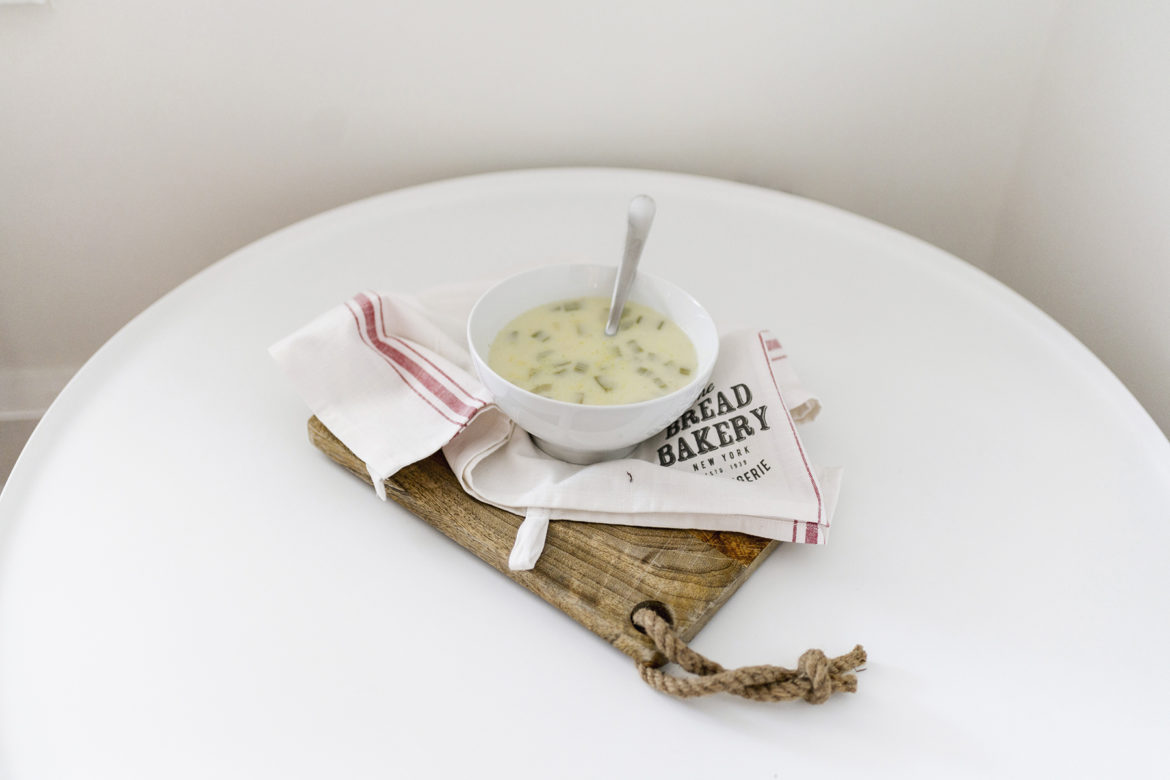 Ham and potato soup | Happy Grey Lucky