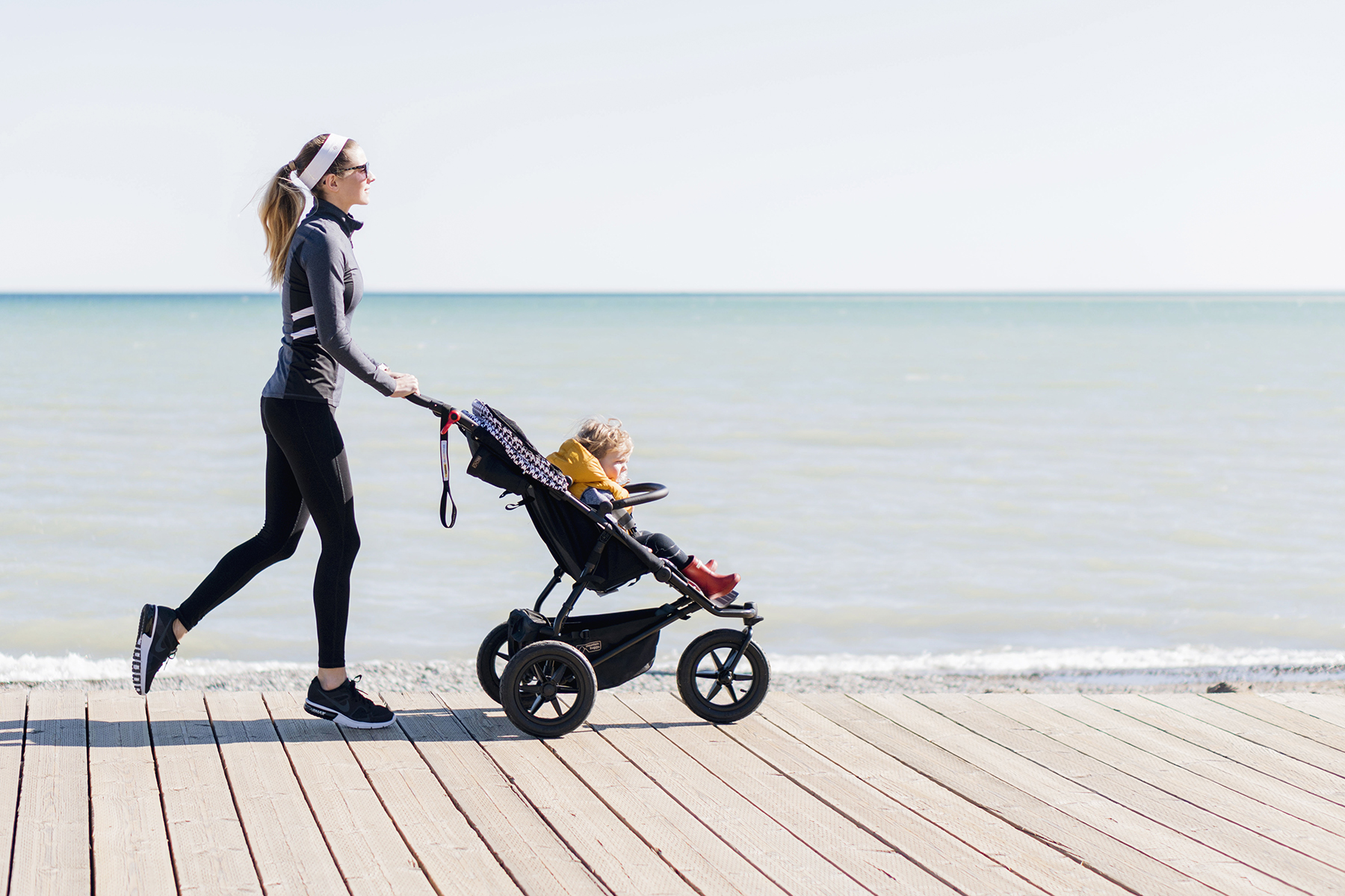 5 tips for staying active with young kids   Mountain Buggy Urban Jungle Luxury Collection review