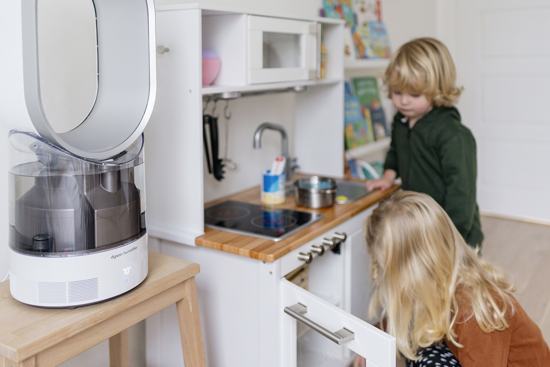 5 ways to protect your child in flu season   Scandinavian pastel shared kids room