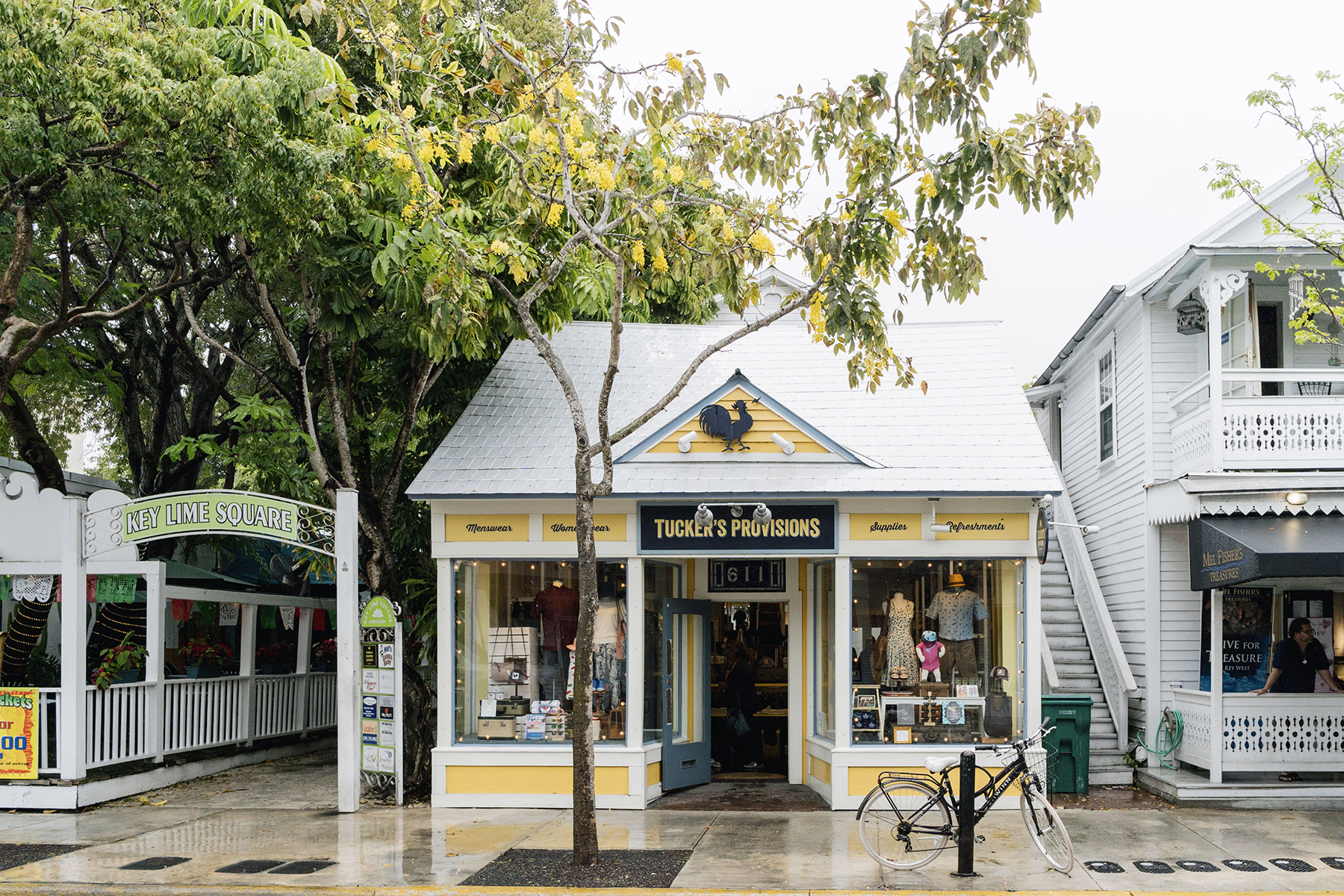 Key West Duval Street - Florida Keys with young kids | Happy Grey Lucky