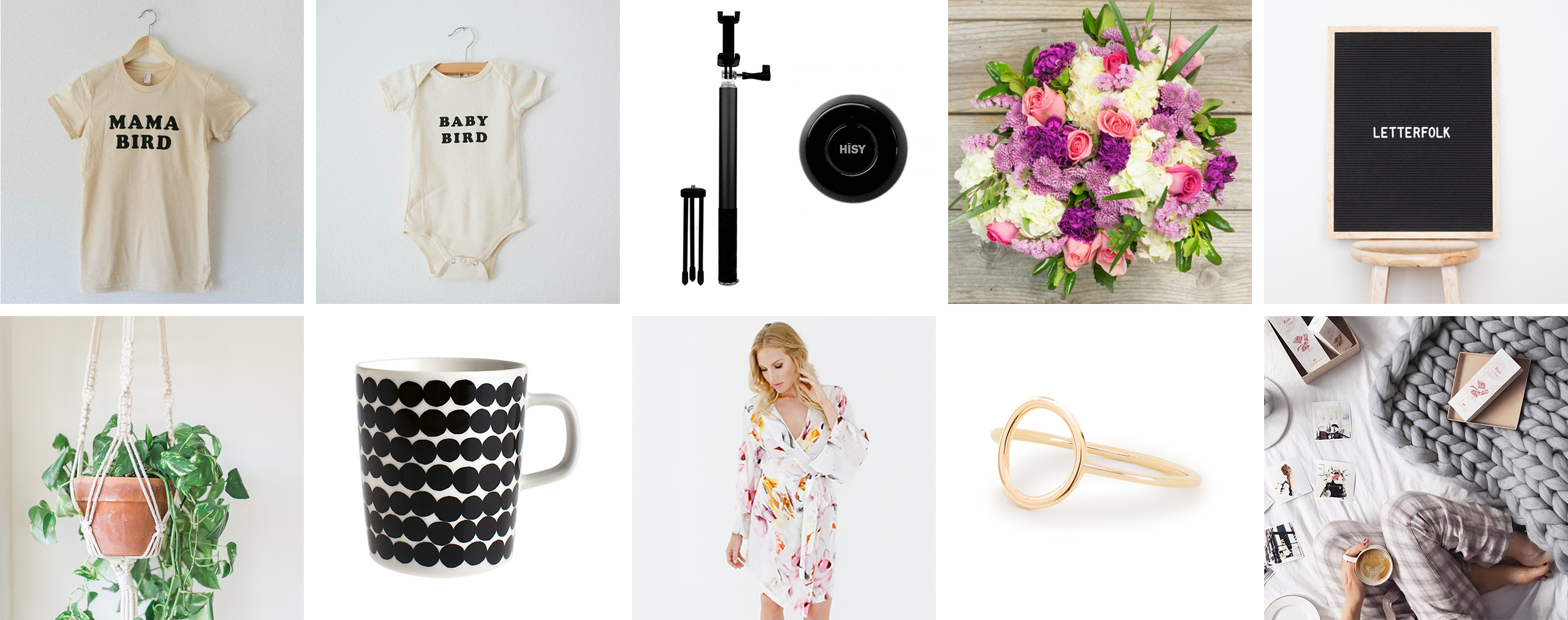 Mother's Day gift guide for every Instagram mom | Happy Grey Lucky