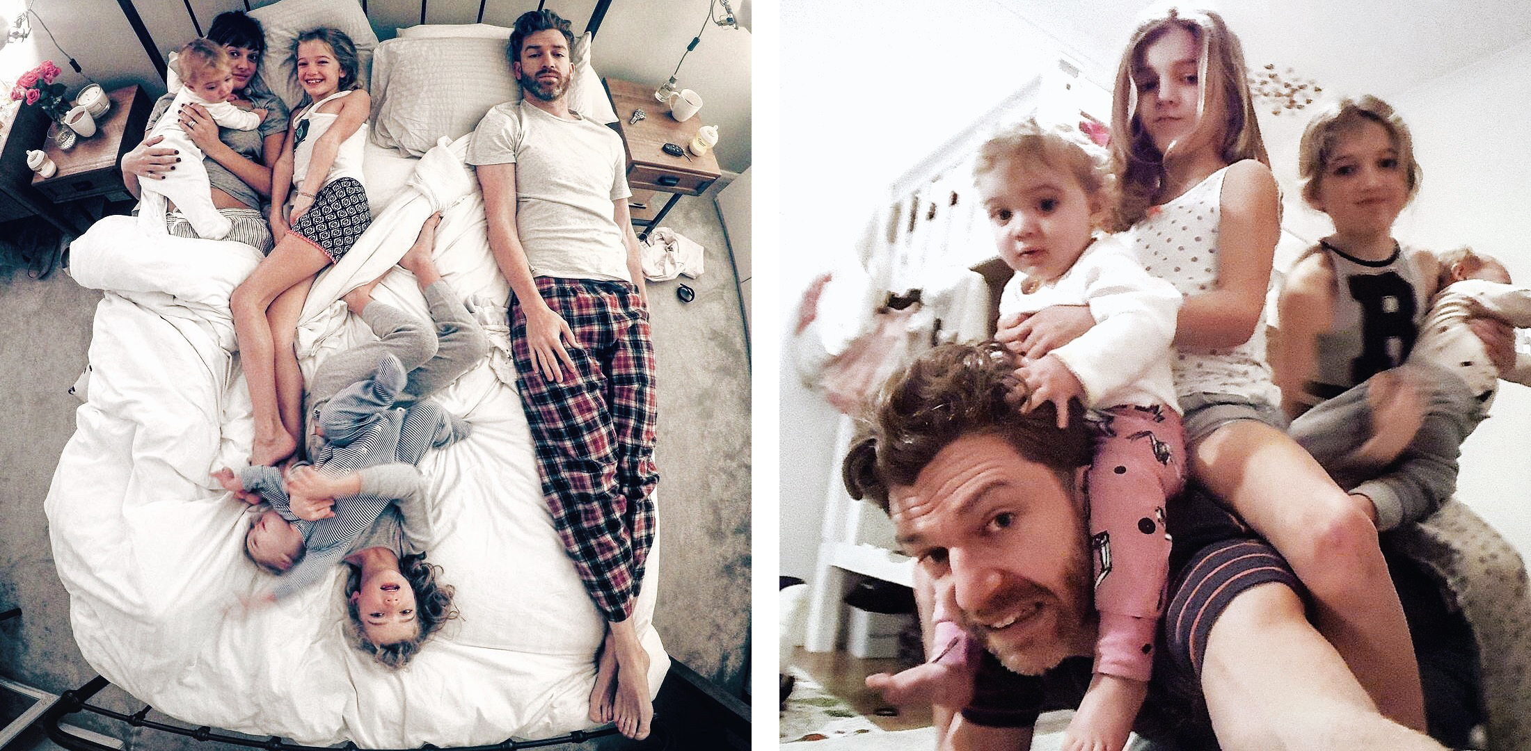 Funny dad Simon Hooper of @father_of_daughters - Happy Hump Day series | Happy Grey Lucky