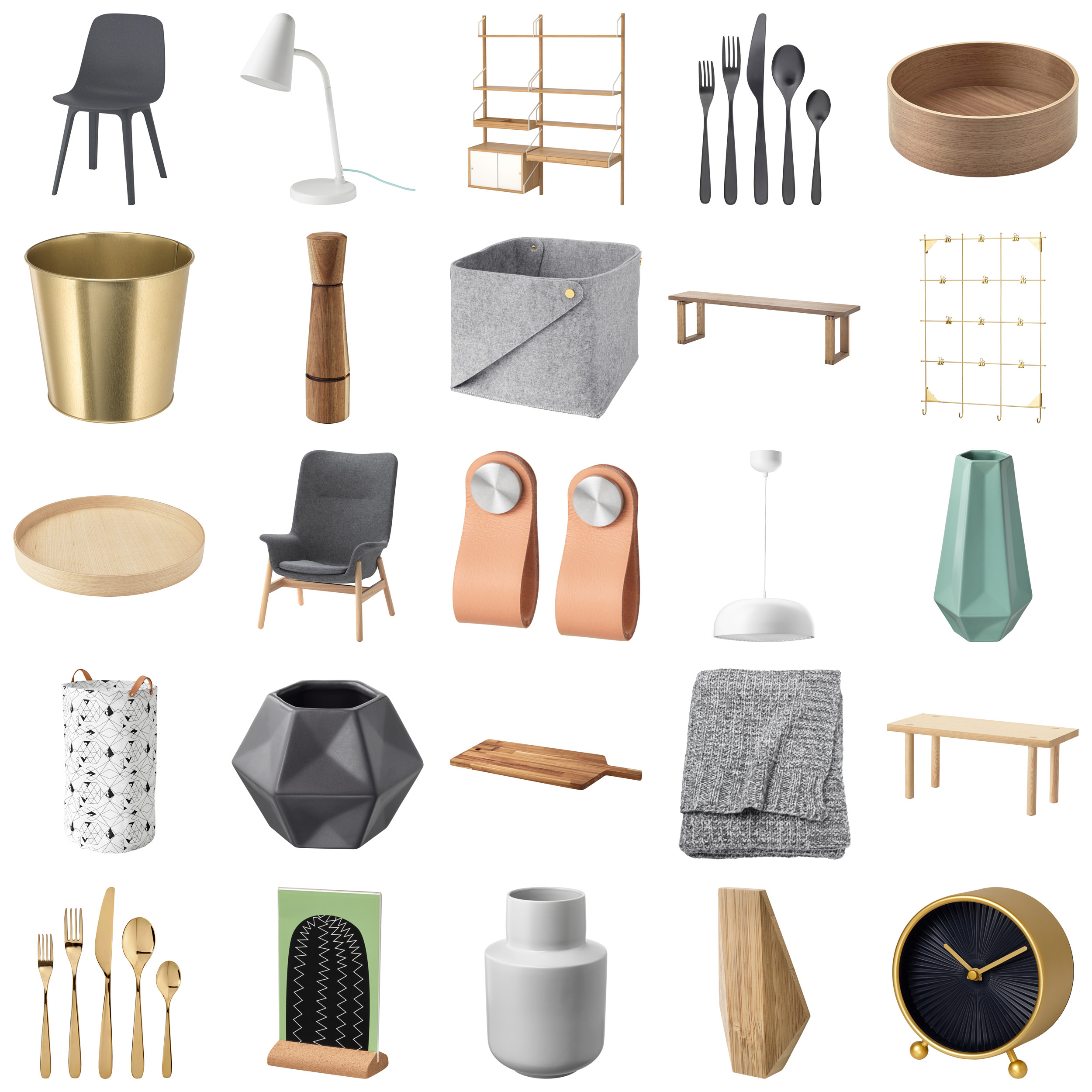 The Best Of The 2018 Ikea Catalogue Happy Grey Lucky