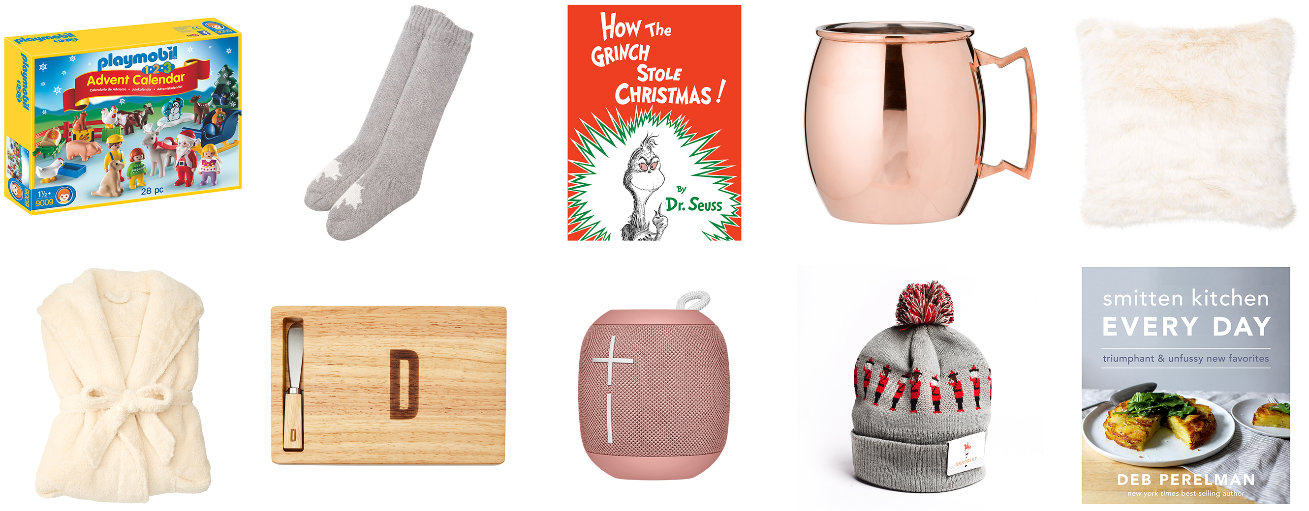 Christmas gift guide for everyone on your list