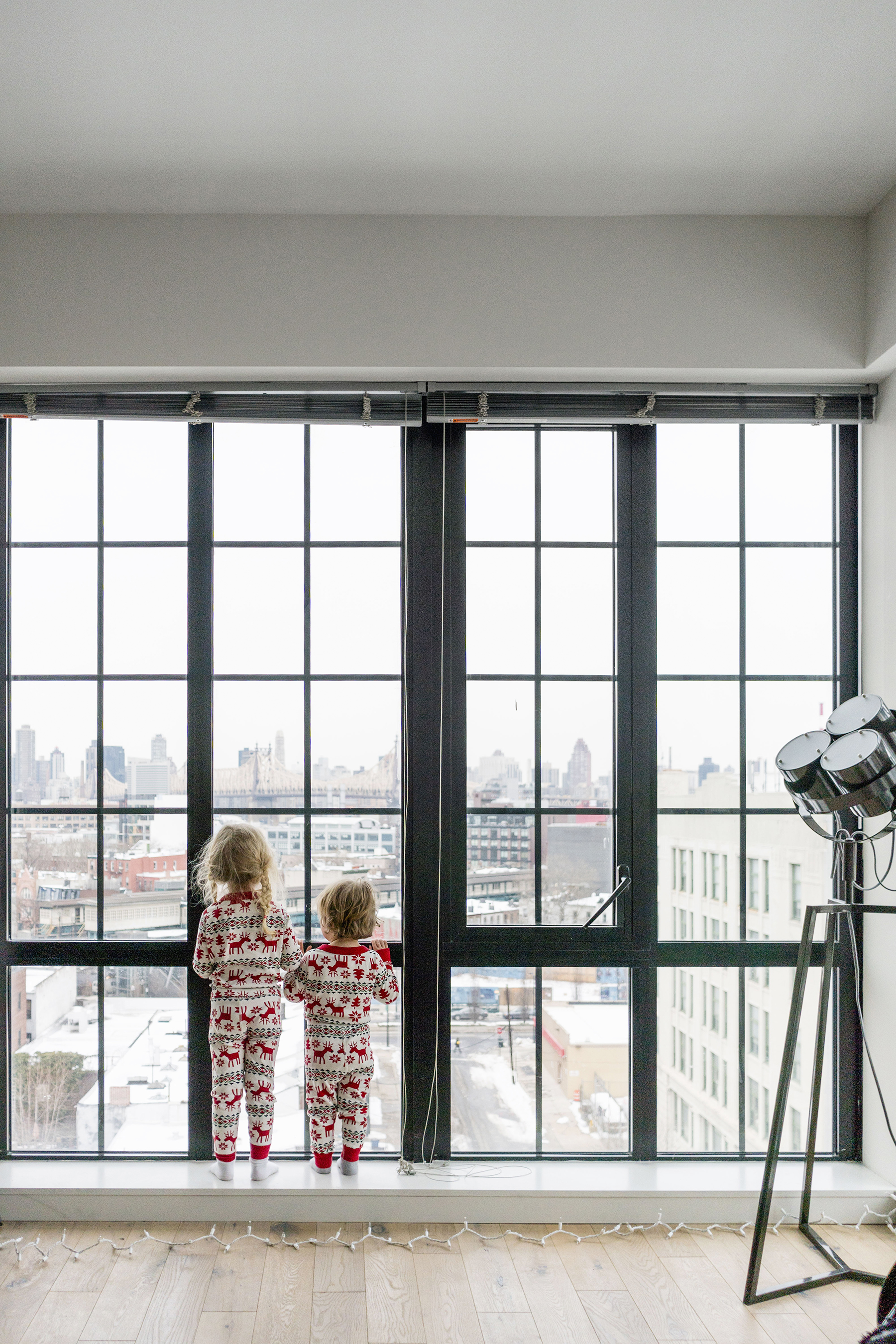 A Scandinavian, Industrial Interior in NYC | Happy Grey Lucky