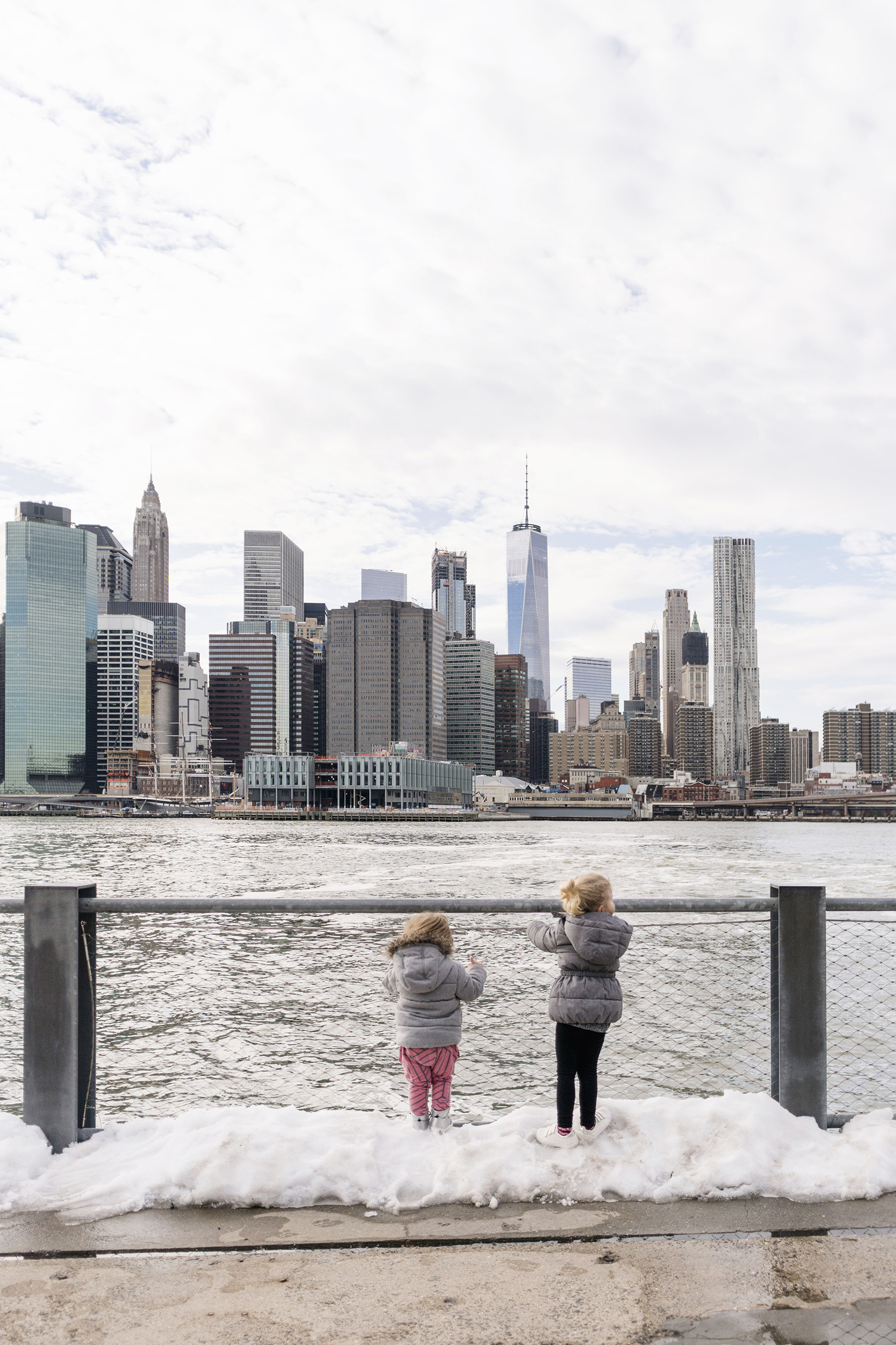 Brooklyn Bridge Park - Top 10 things to do in NYC with young kids | New York City travel guide