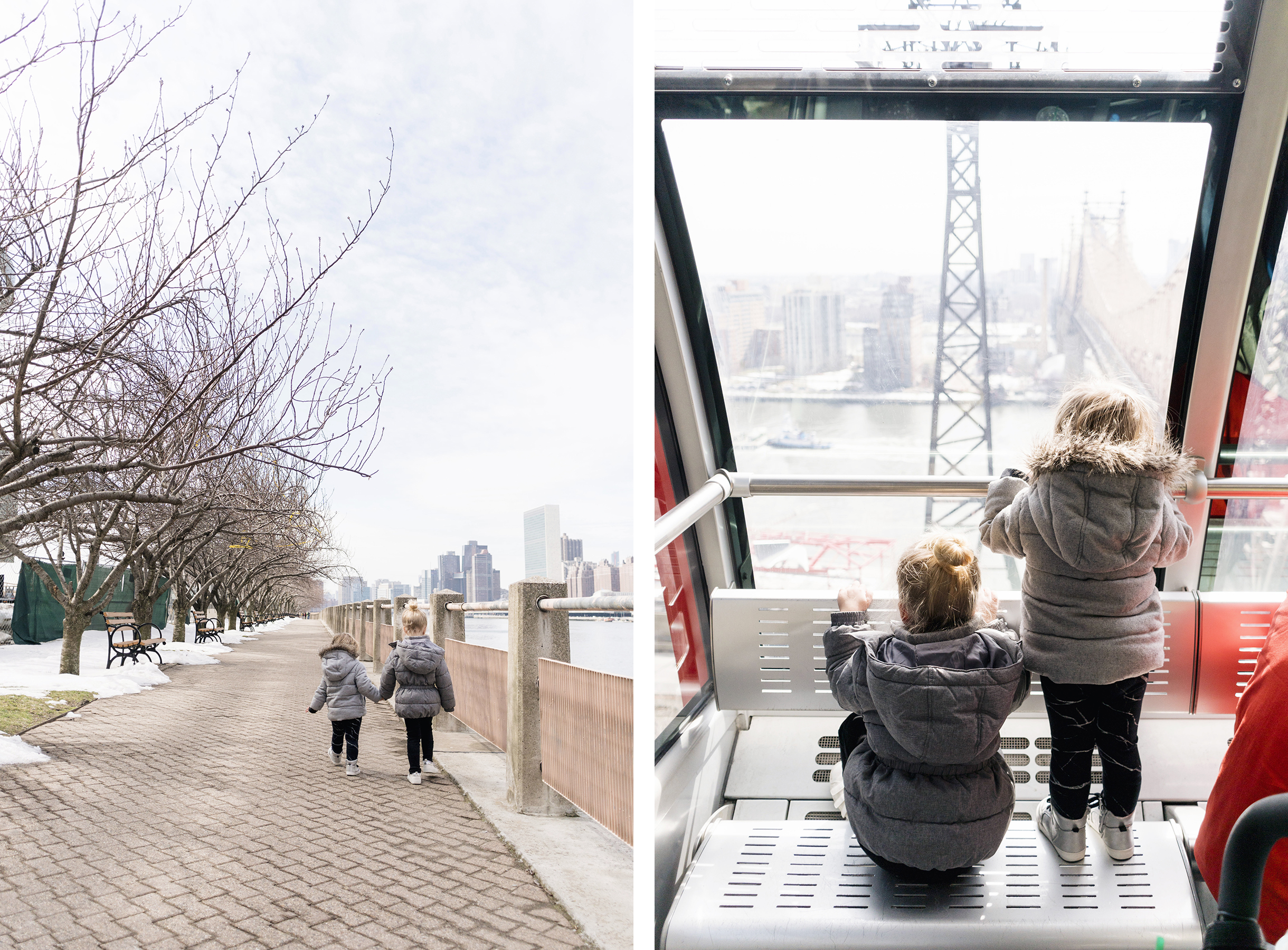 Roosevelt Island - Top 10 things to do in NYC with young kids | New York City travel guide