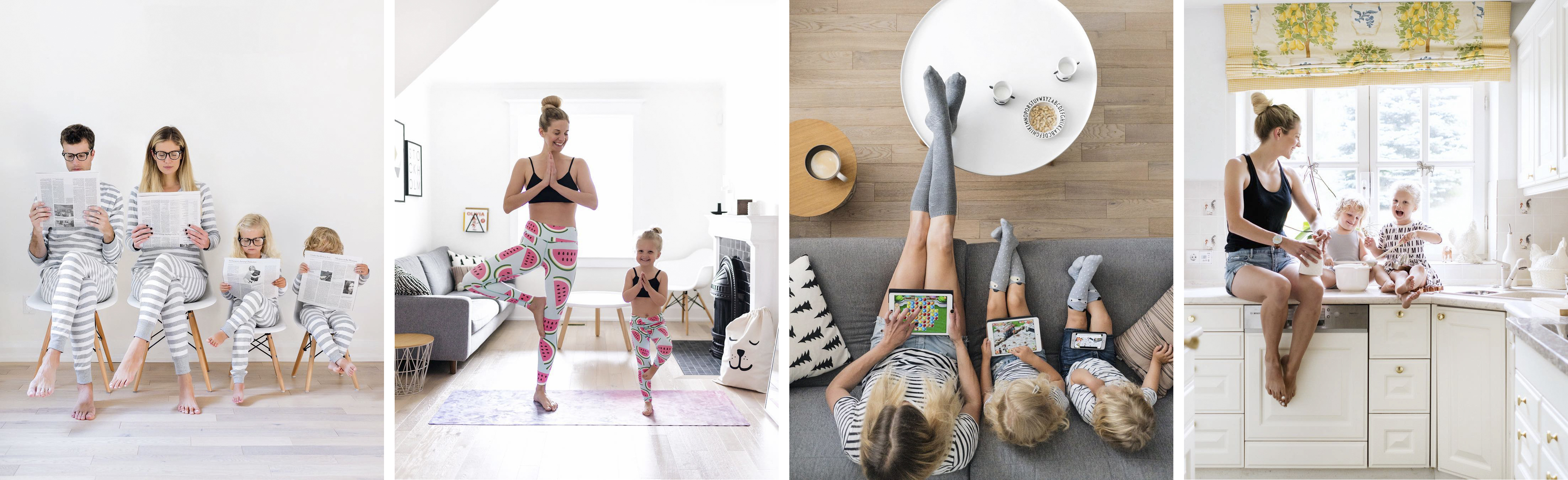 Self-Portrait Photography with Kids | Tips and Tricks