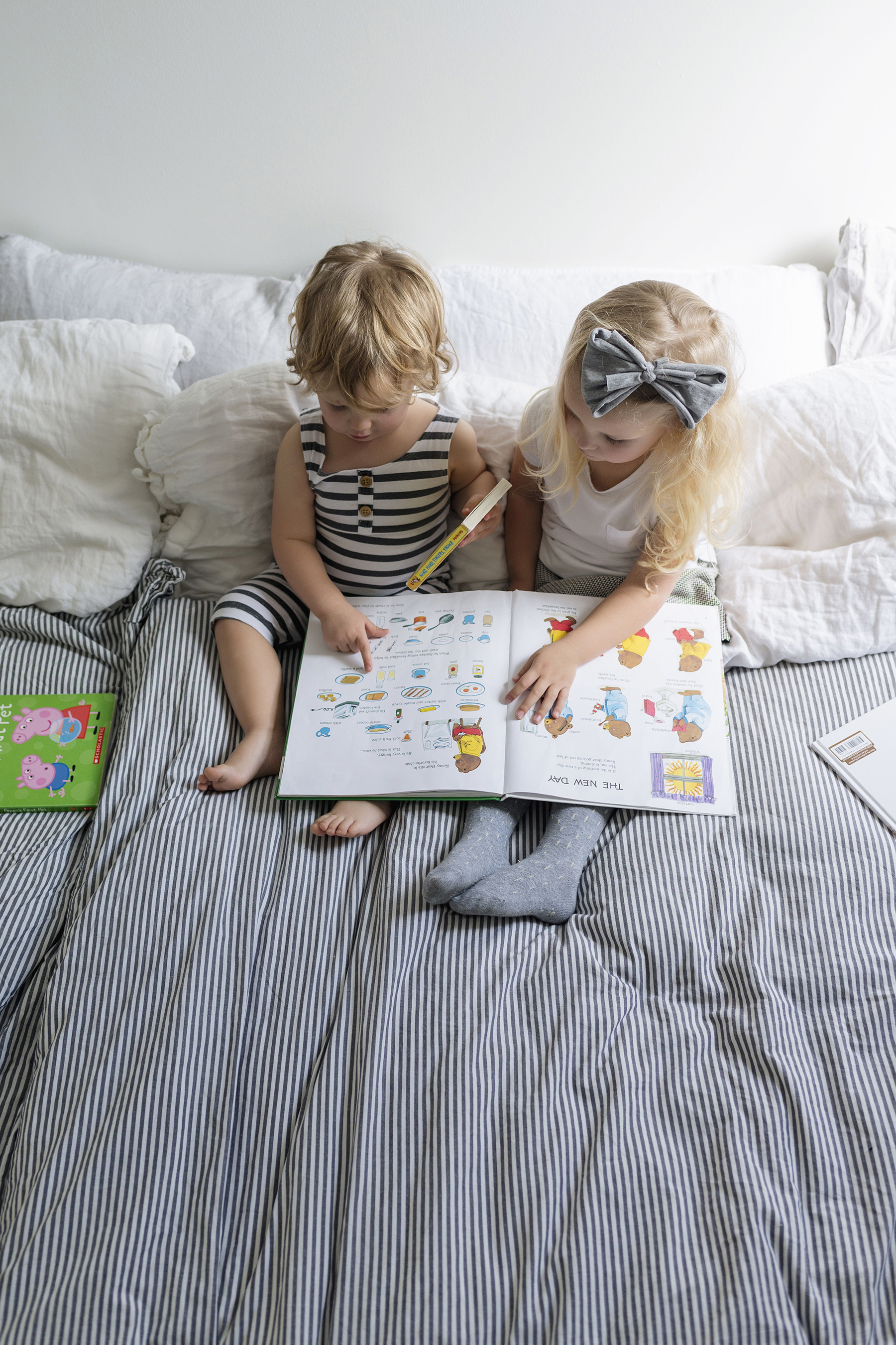 5 tips to help young kids develop good reading habits | Happy Grey Lucky