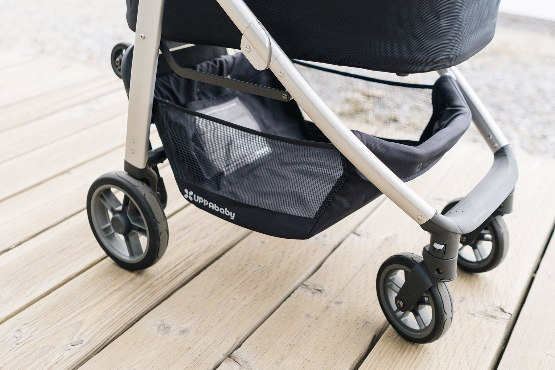 2017 Uppababy Cruz basket | how to pick the perfect stroller