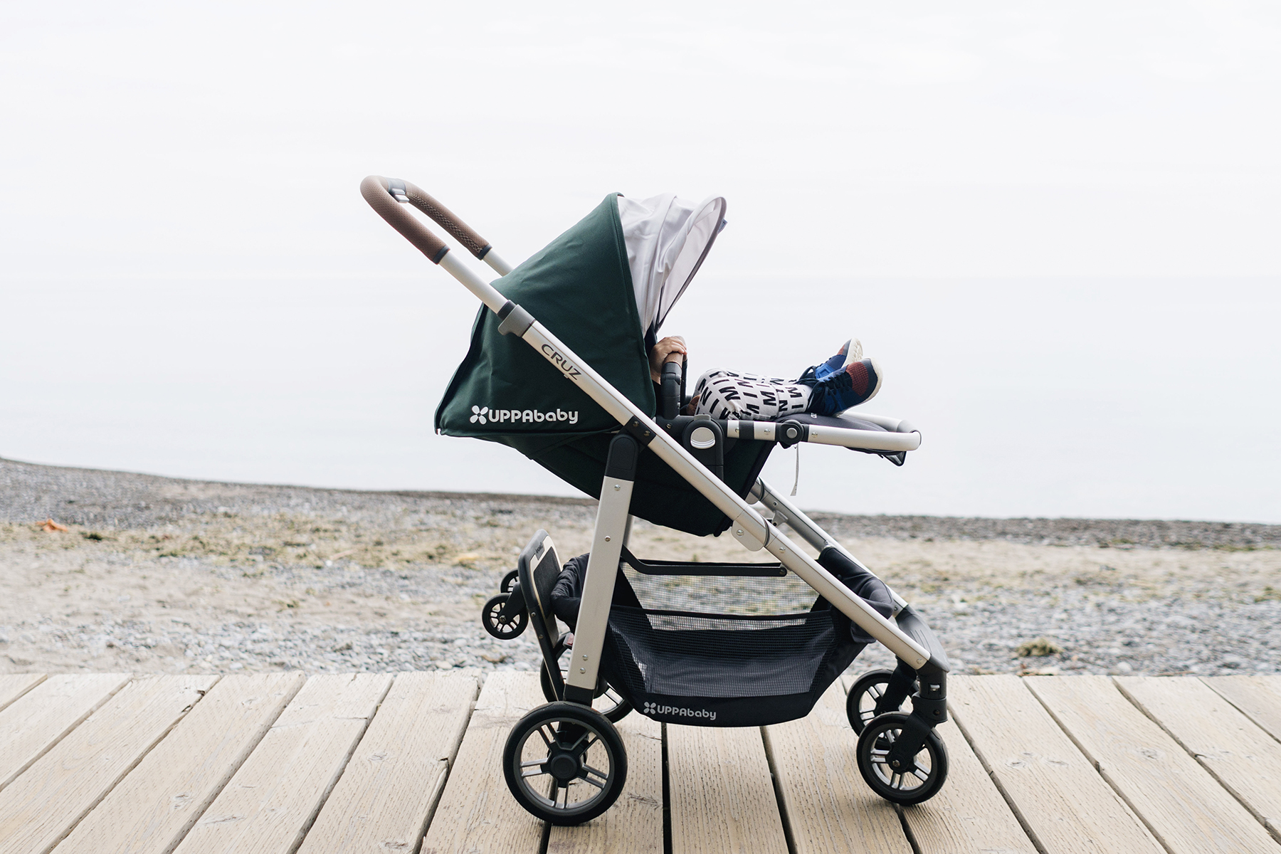 2017 Uppababy Cruz hunter green | how to pick the perfect stroller