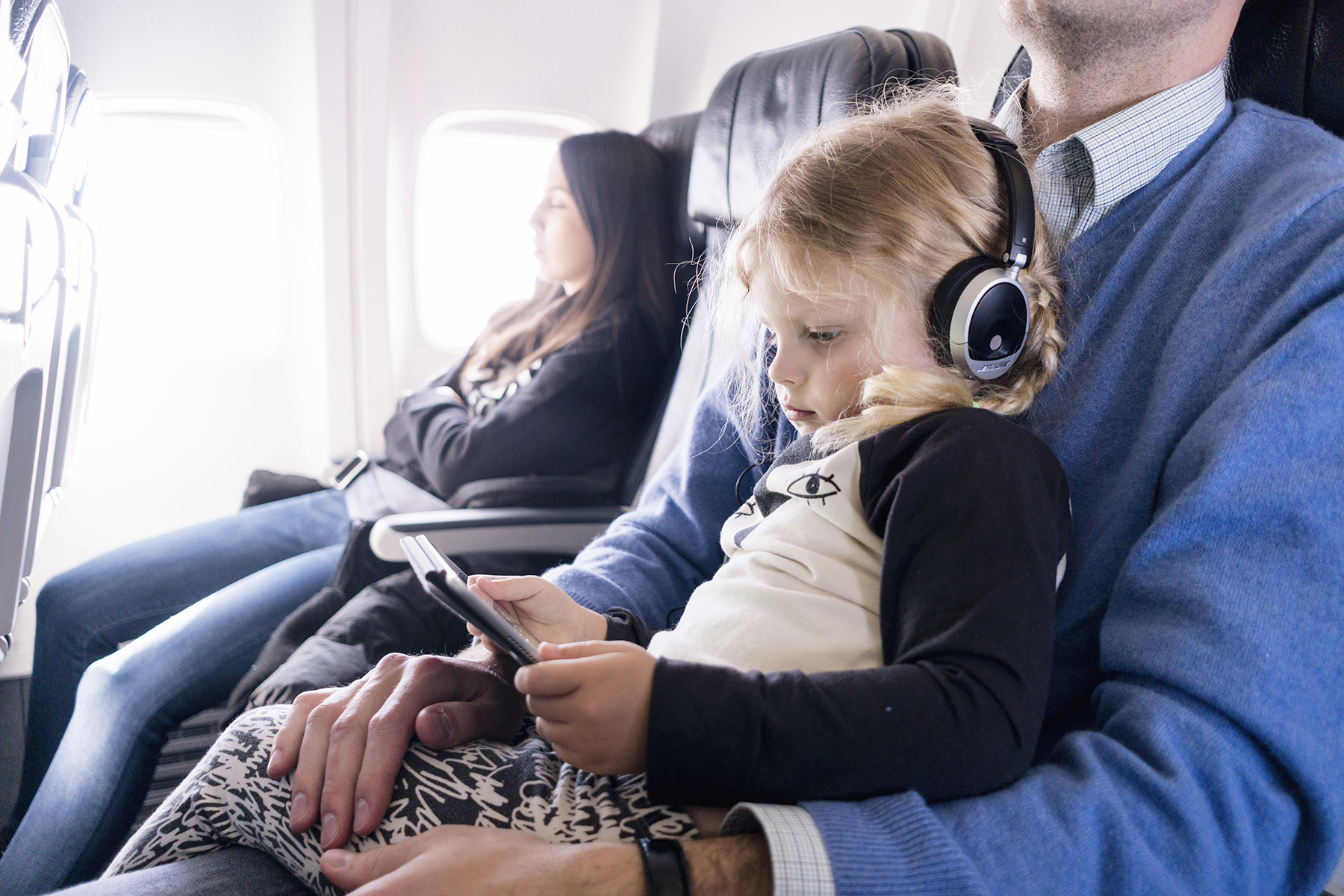iPad for in-flight entertainment | Best travel gear for babies and toddlers