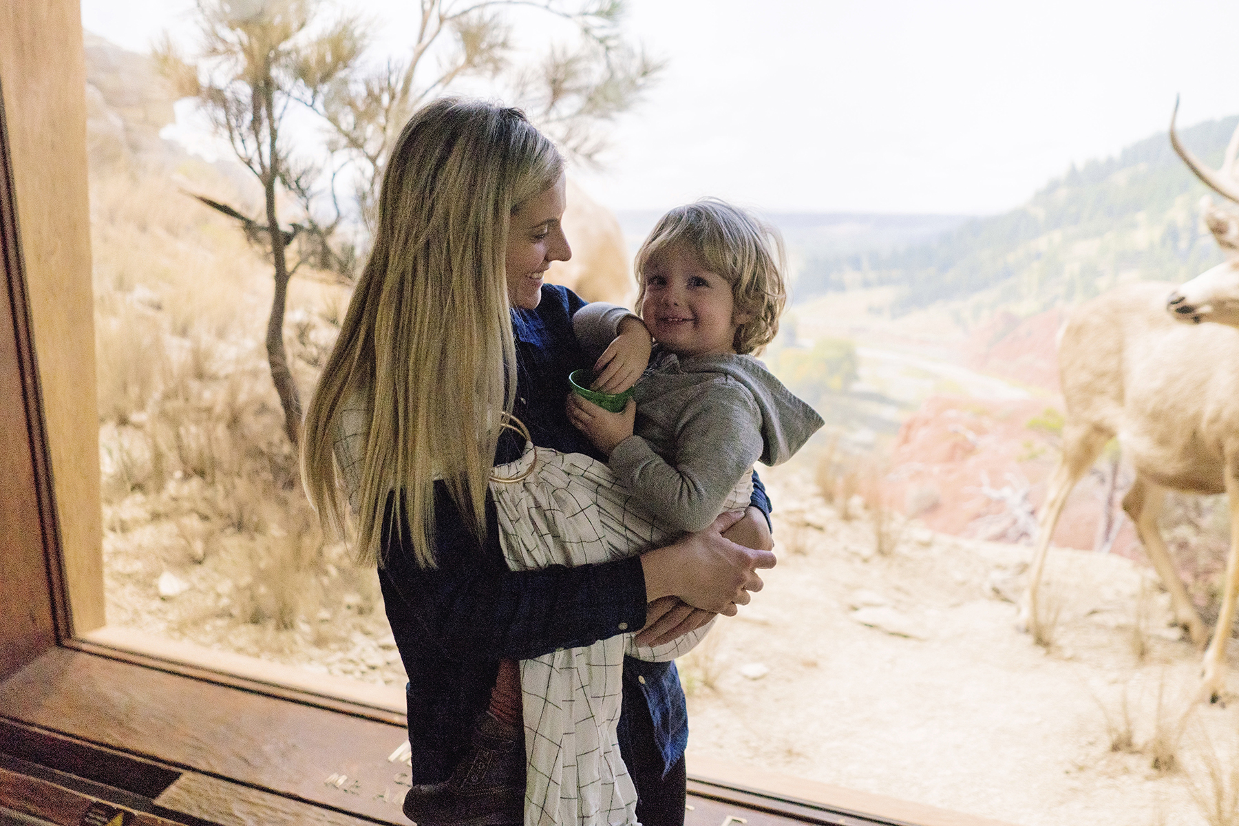 American Museum of Natural History with toddler | Family Travel Tips