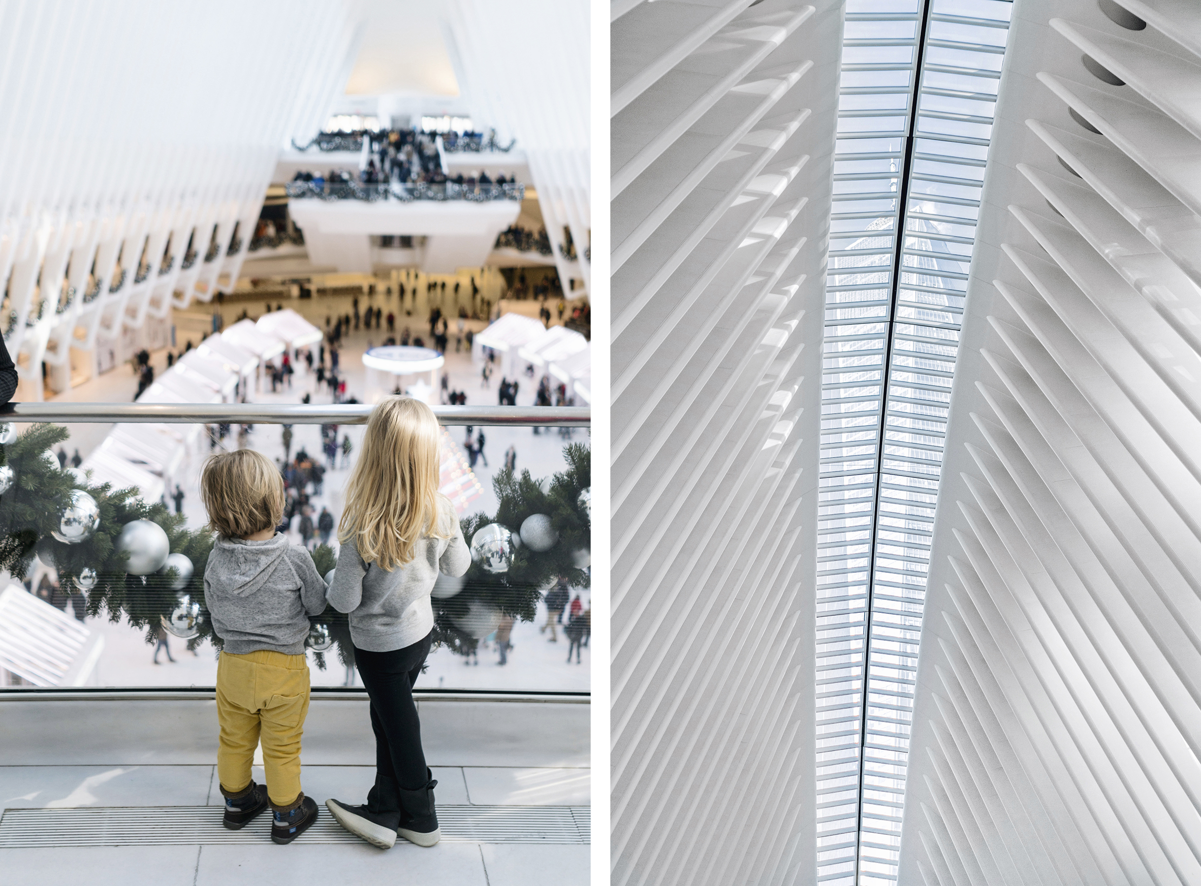 World Trade Centre Occulus | Family Travel Tips