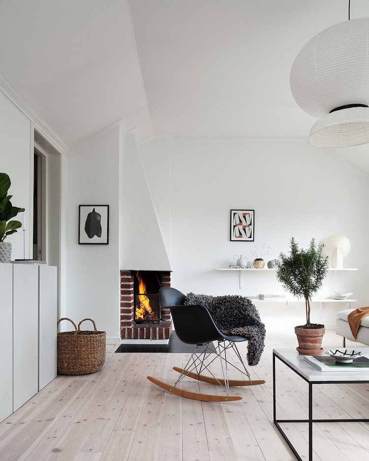Peachy Scandinavian Living Room Inspiration Happy Grey Lucky Home Interior And Landscaping Palasignezvosmurscom