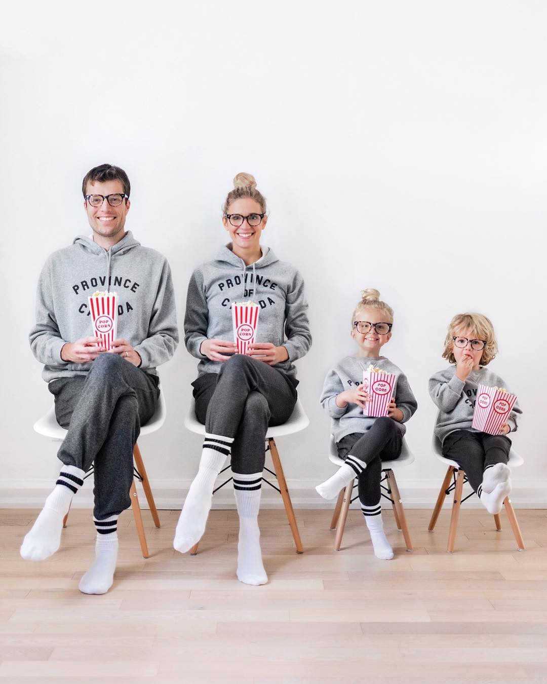 Favourite Matching Outfits for the Whole Family | Happy ...