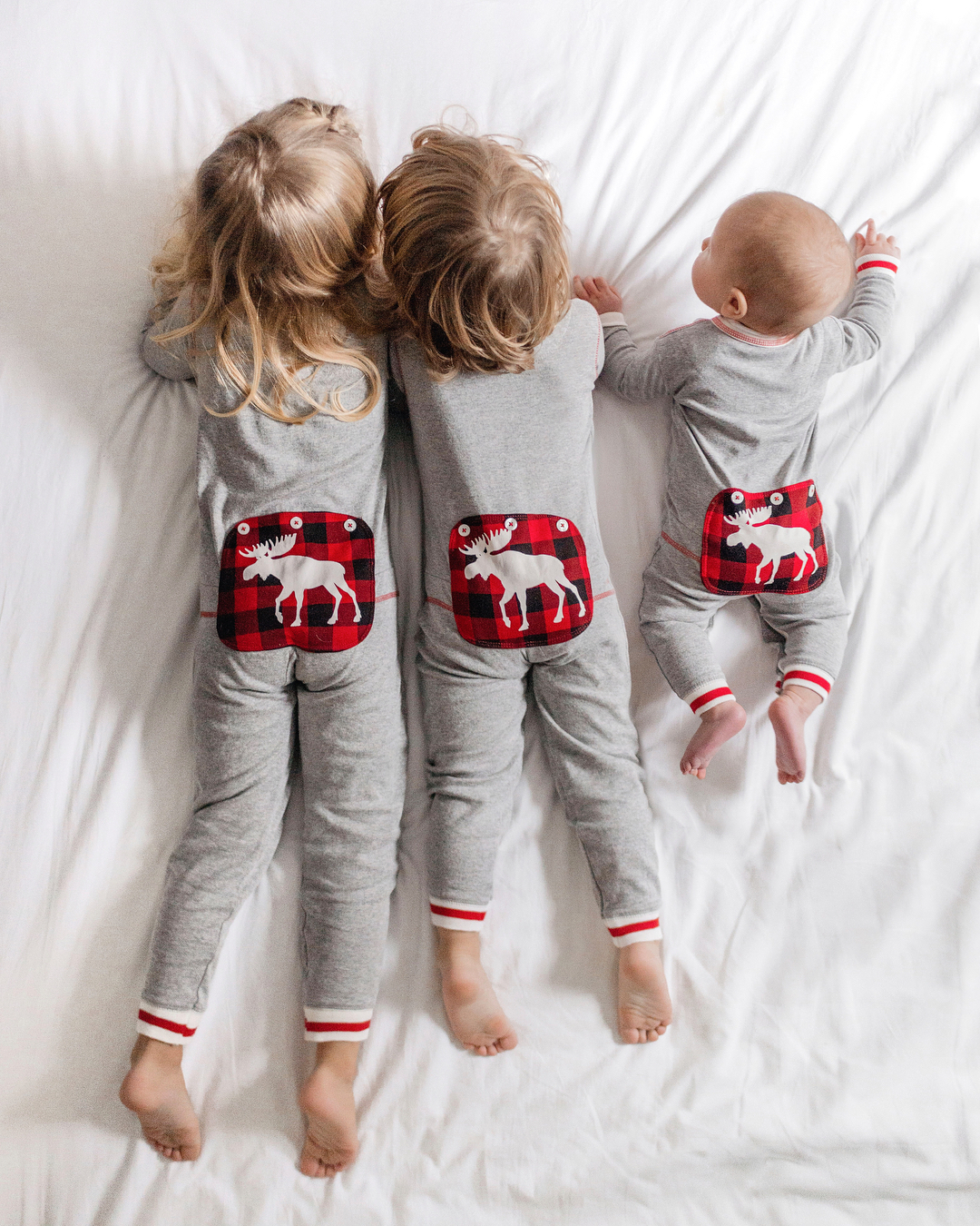 4212e4908969 Favourite Matching Outfits for the Whole Family   Happy Grey Lucky