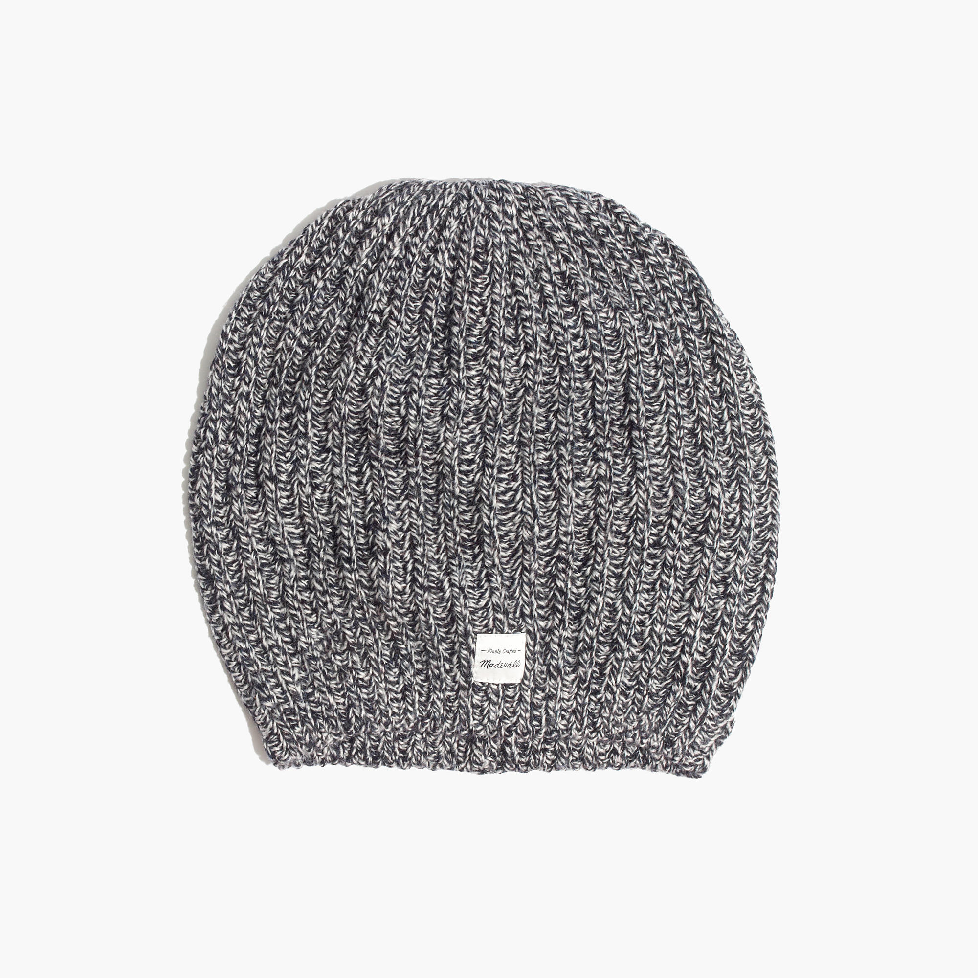 Madewell softest ribbed beanie