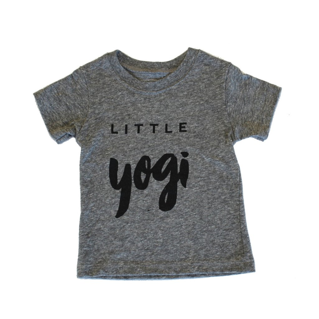 Mo Green Little Yogi tee