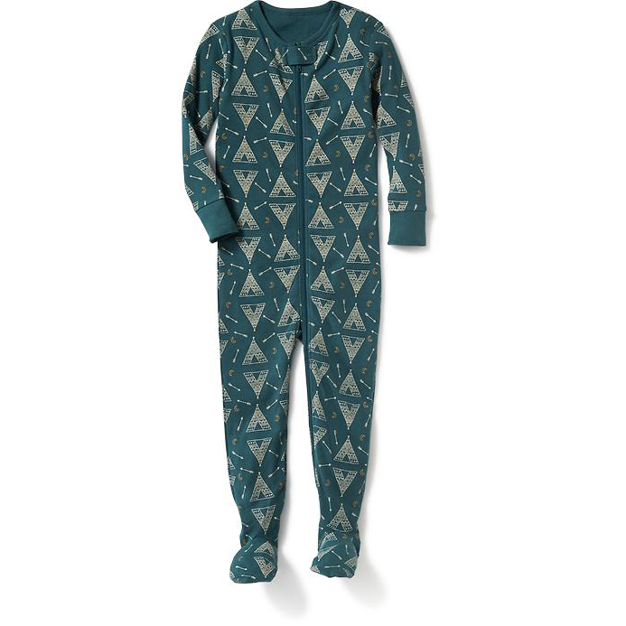 Old Navy footed sleeper