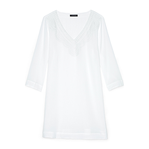 Lands End tunic cover-up