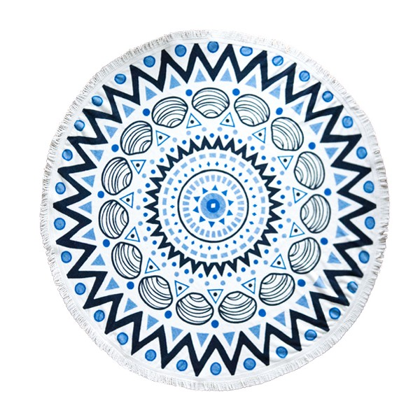 Tofino Towel Co. Chesterman round towel