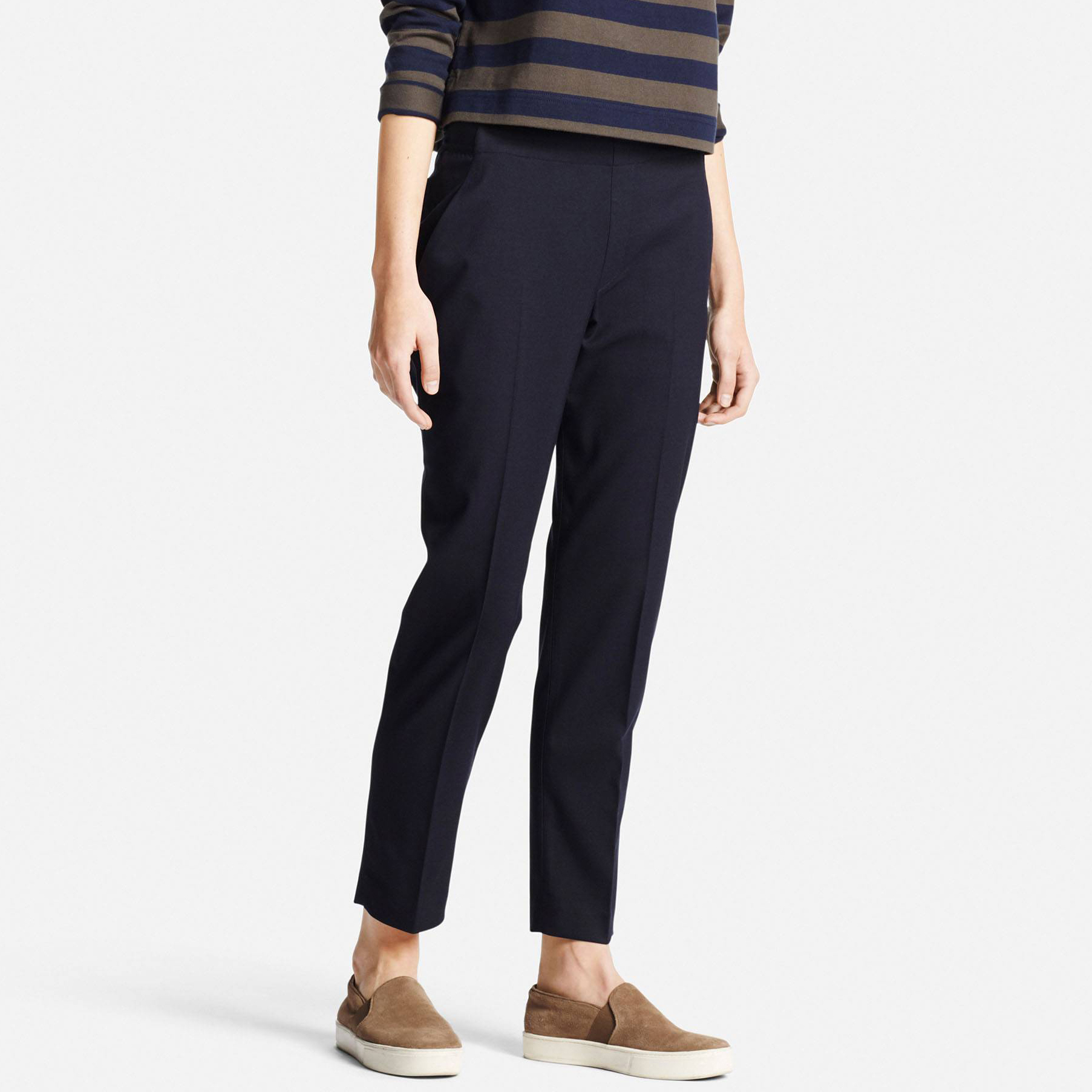 Uniqlo ankle pants