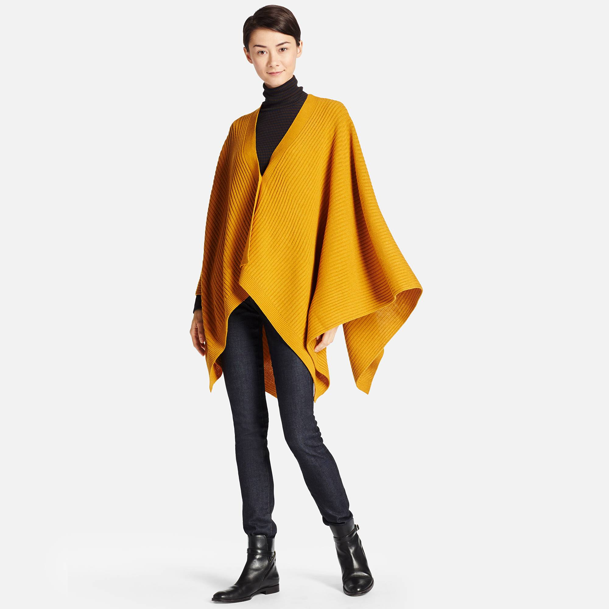 Uniqlo knit stole