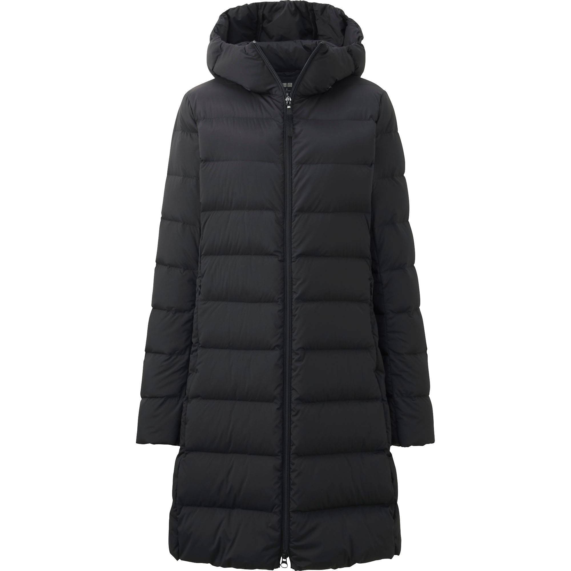 Uniqlo ultralight down coat