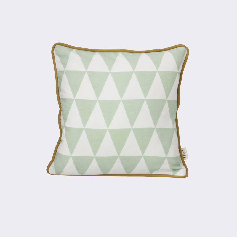 Ferm Living little geometry cushion