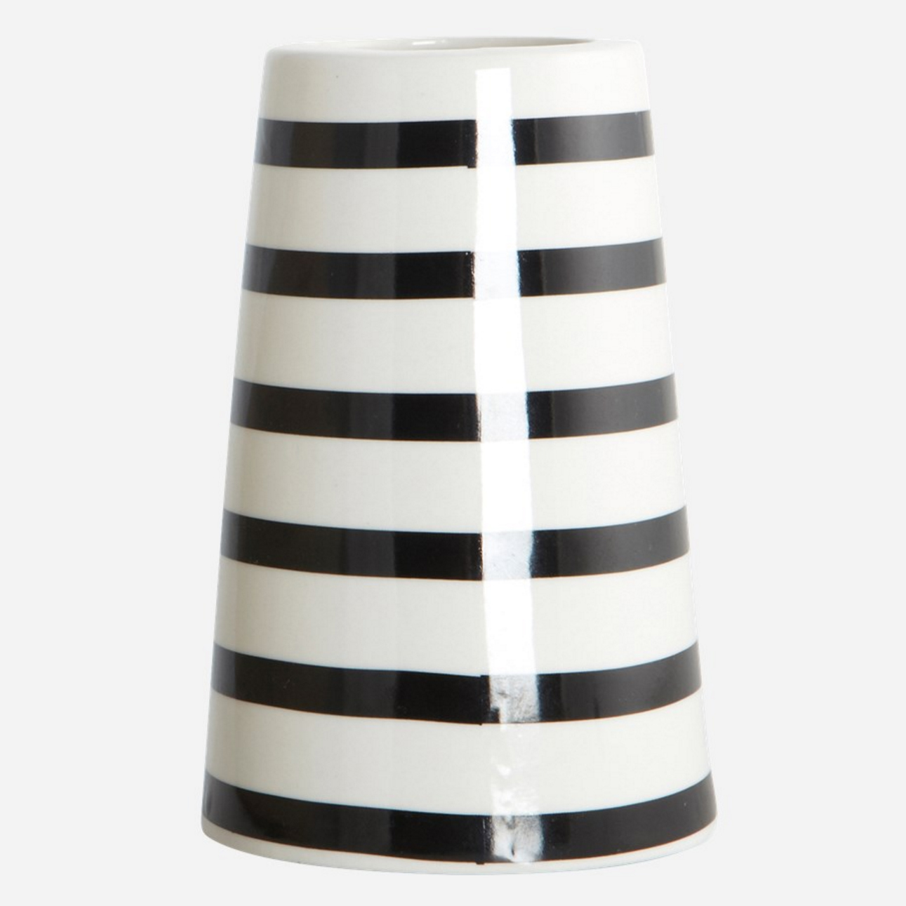 House Doctor striped vase