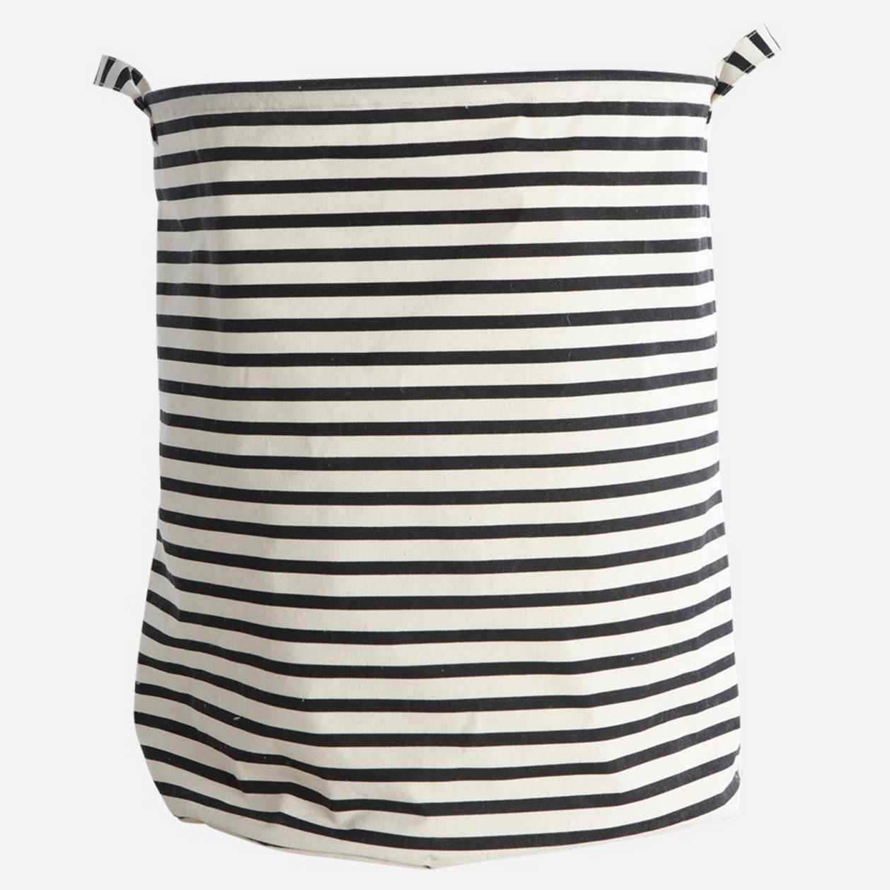 House Doctor stripes laundry bag