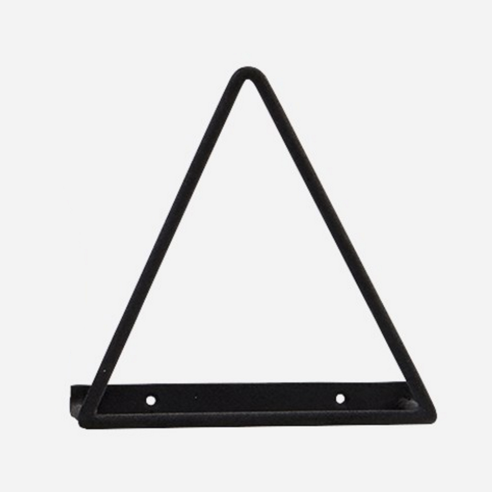 House Doctor triangle magazine rack