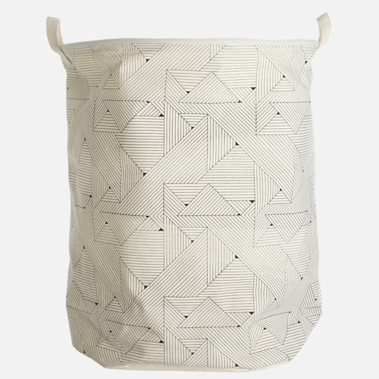 House Doctor triangular laundry bag
