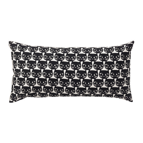 IKEA Mattram cat cushion
